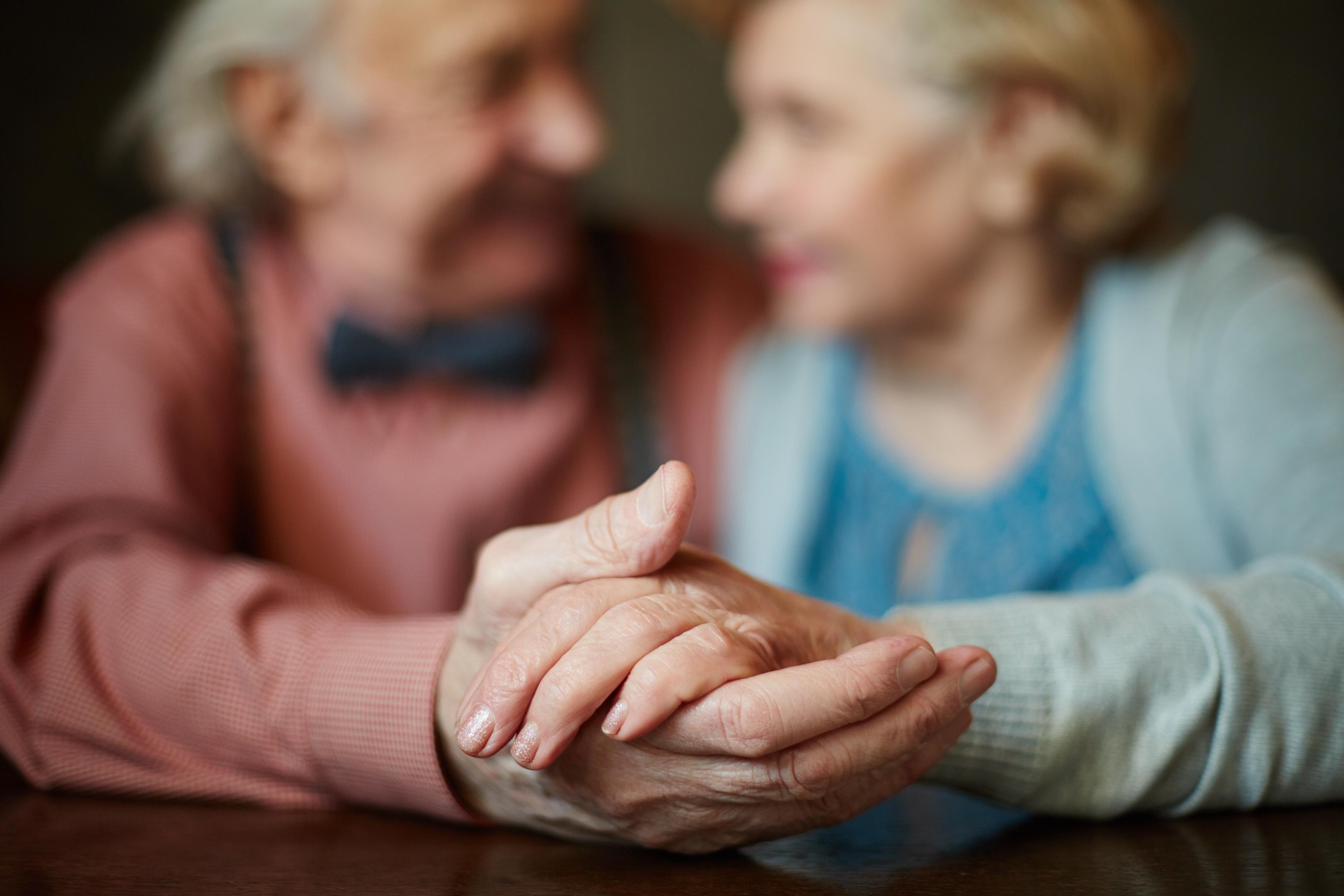 Intressant med den här forskningen är att den visar att egenskapen att ha en livsgnista som äldre är en friskfaktor.