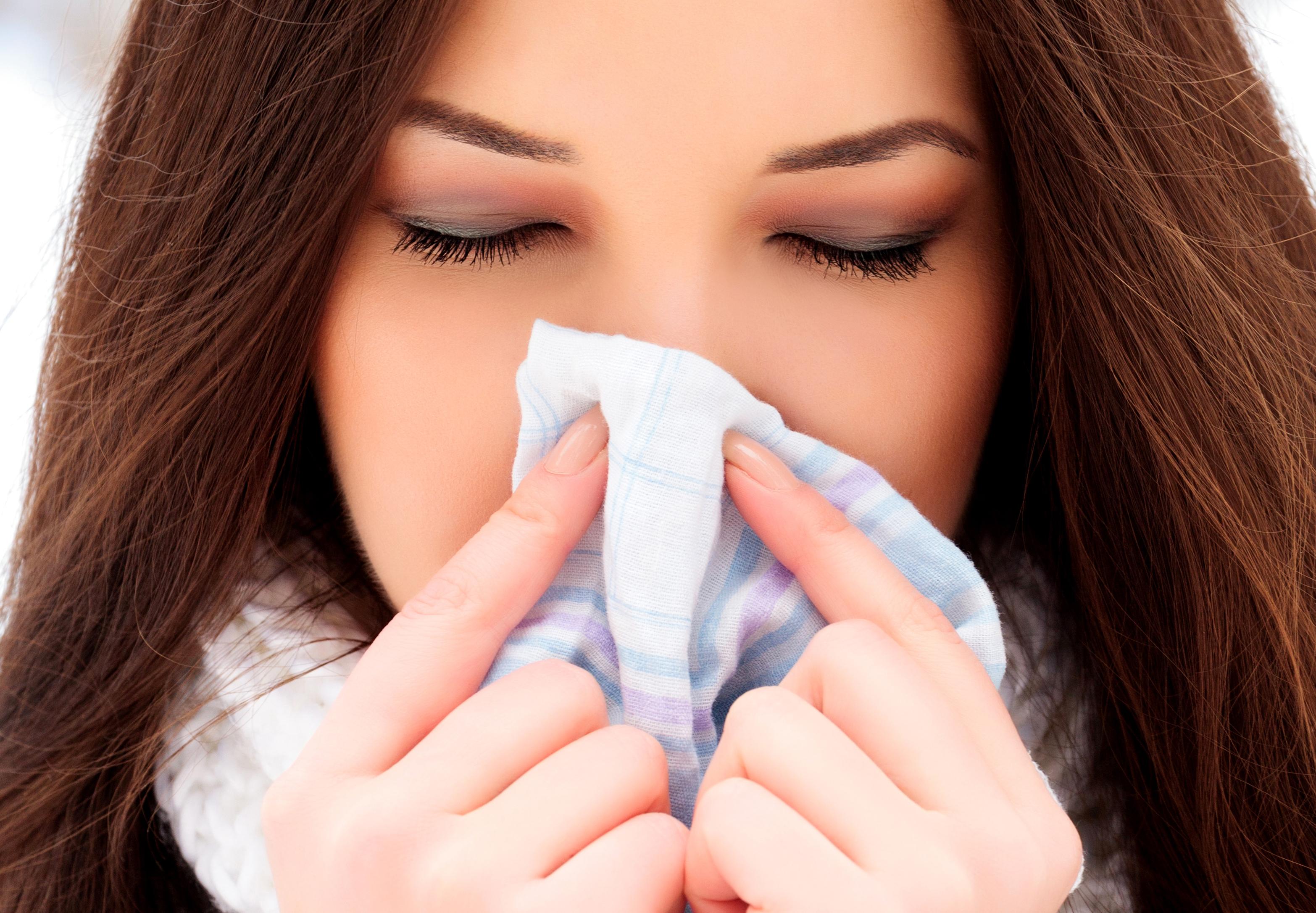 polyper i näsan symtom