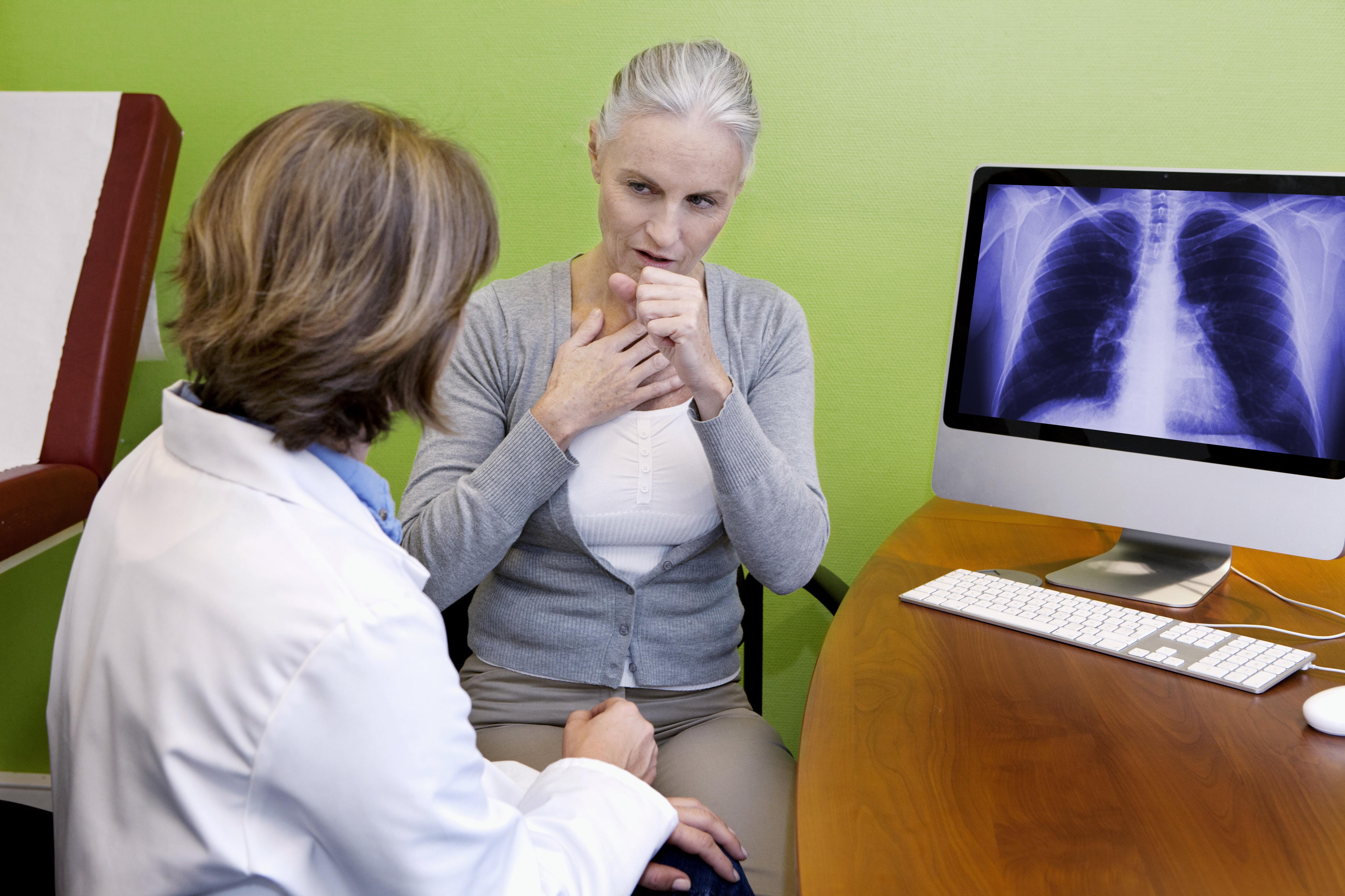 Den viktigaste nyheten i de nya riktlinjerna är enligt lungläkare Bengt Bergman introduktionen av målstyrd läkemedelsbehandling.