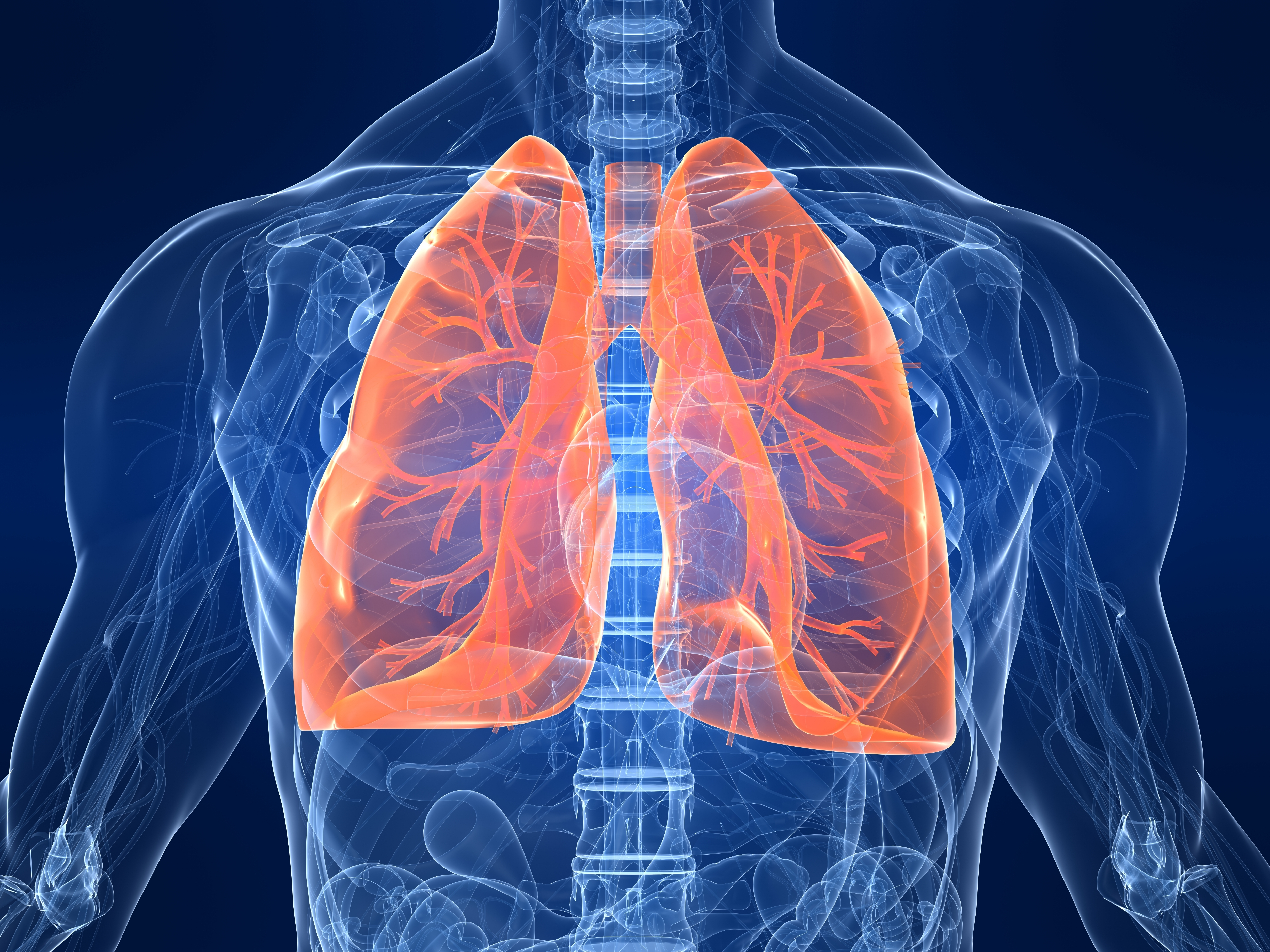"""Diagnosen lungfibros ställs genom """"detektivarbete"""" och uteslutningsmetoden."""