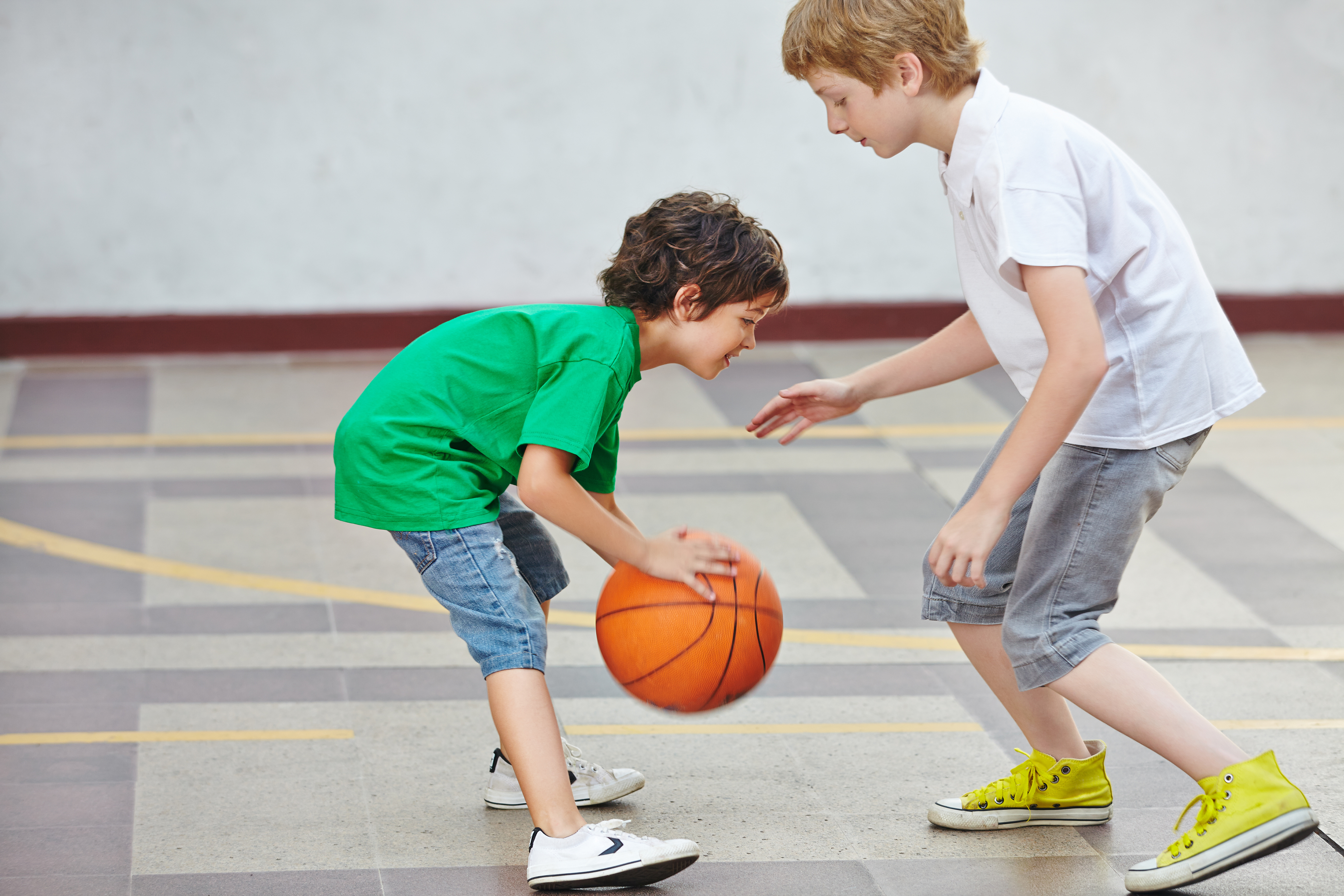 Den aktuella studien visar hur fysisk aktivitet både via skolidrotten och på fritiden ger en god hälsa långt upp i åldrarna.