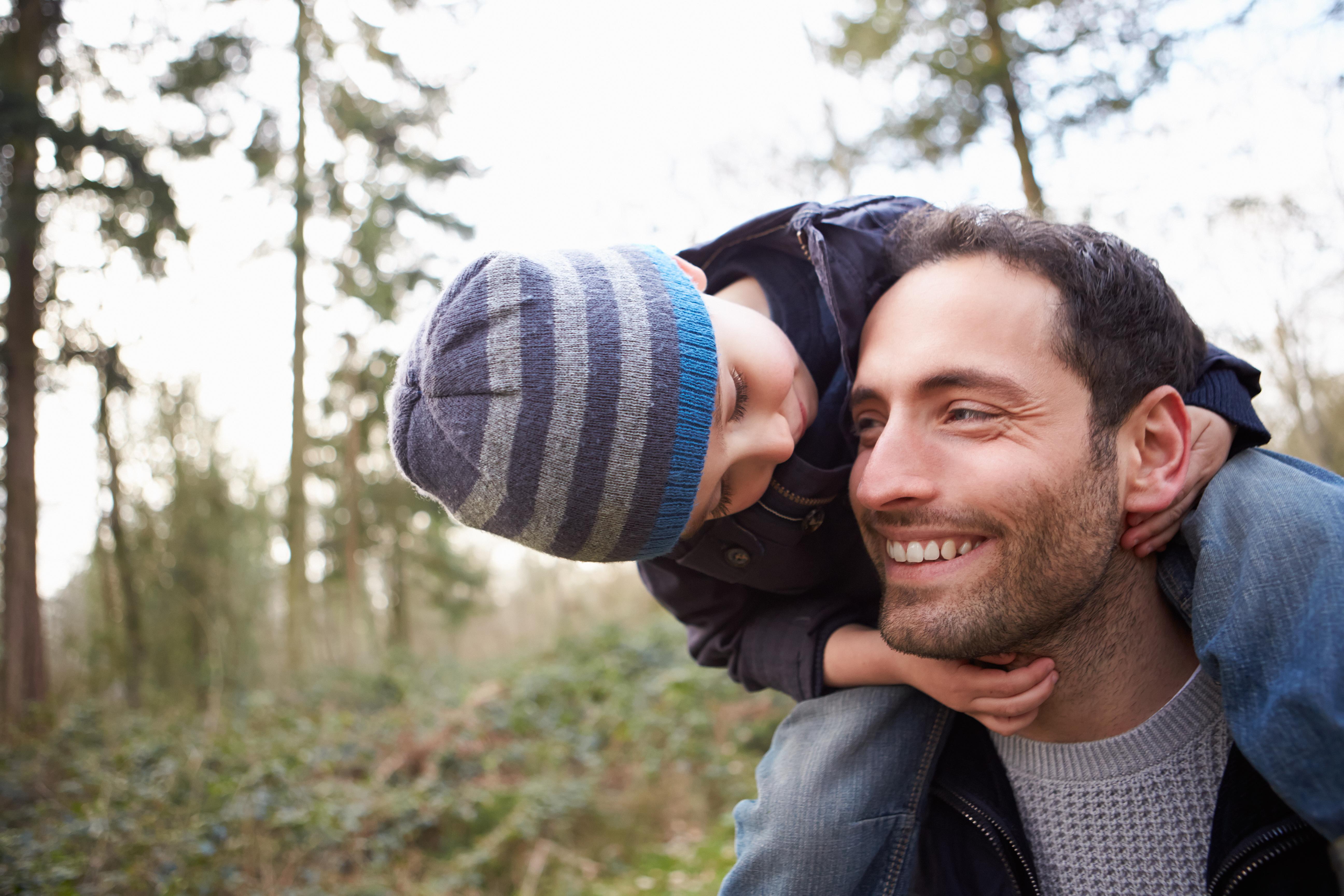 Pappas relation med barn kan ha en minst lika viktig inverkan på barns personlighet, om inte mer, än mammans.