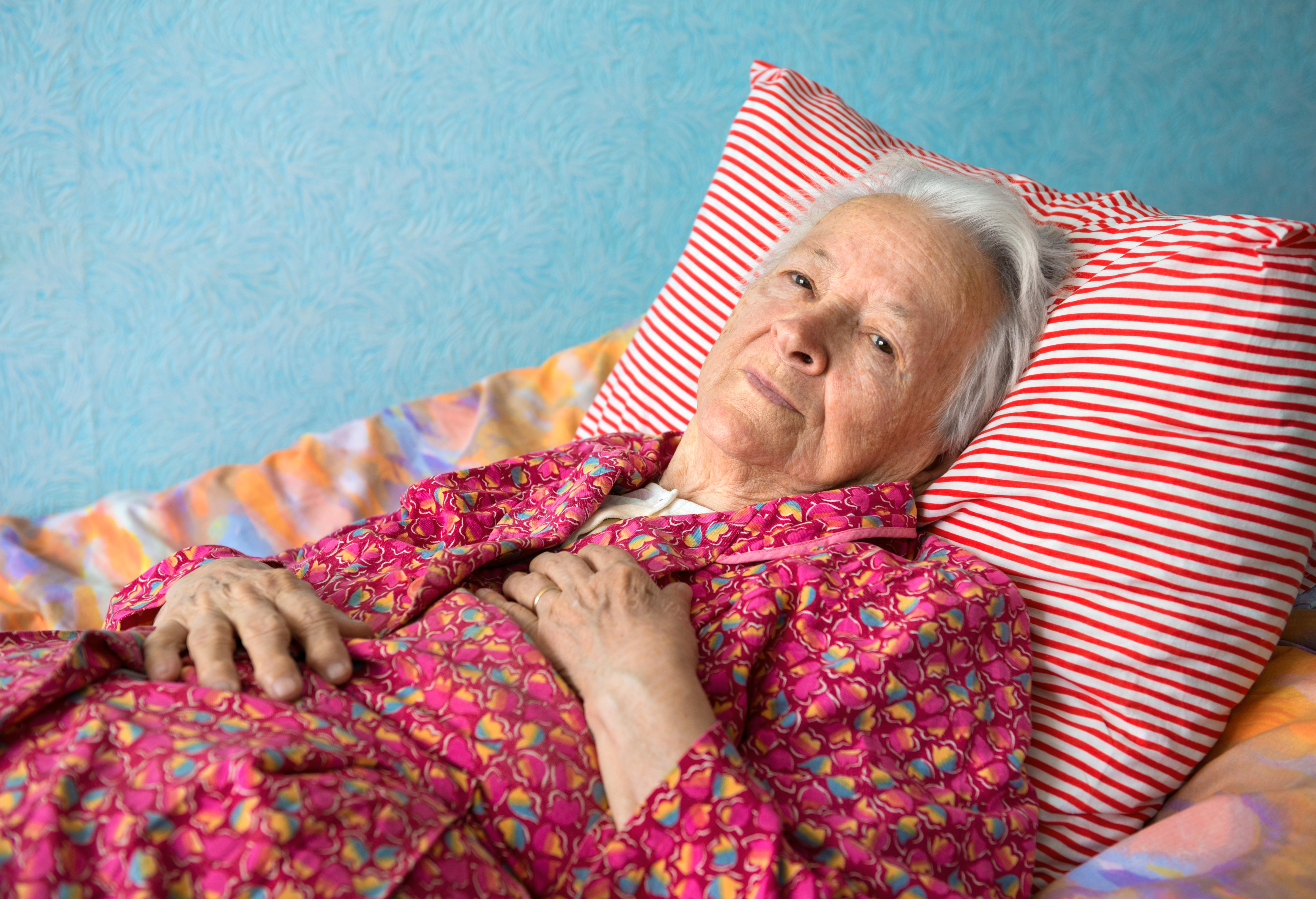 För äldre med flera allvarliga sjukdomar och som behöver läggas in på sjukhus kan det vara direkt dödligt att drabbas av vinterkräksjukan.