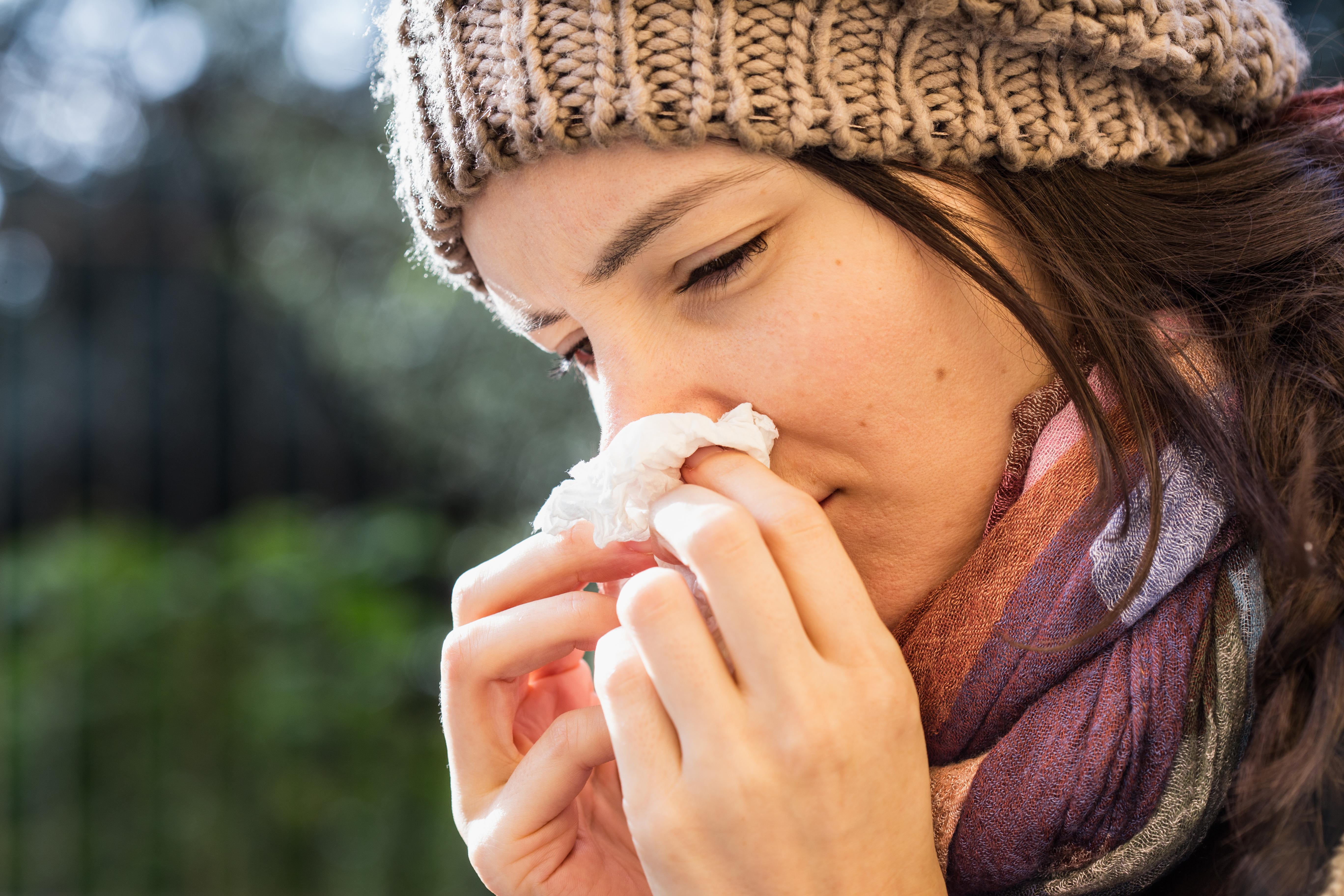 Besväras du ofta av näsblod, till exempel vid förkylning, kan det vara bra att ha blodstoppande vadd nära till hands.