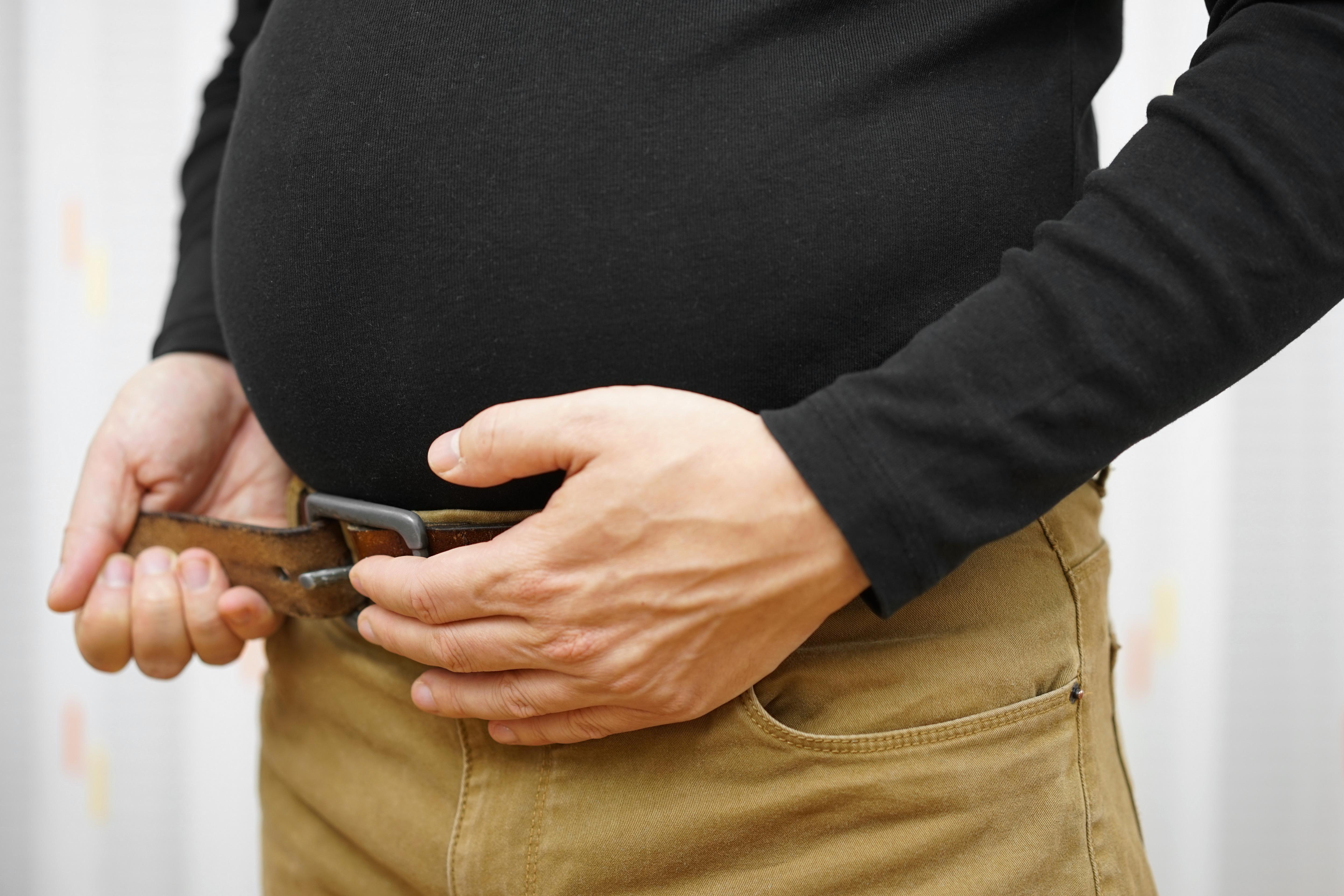 Kraftigt överviktiga och feta får ofta rekommendationen att gå ned mellan fem och tio procent av sin kroppsvikt för att minska risken för sjukdomar.