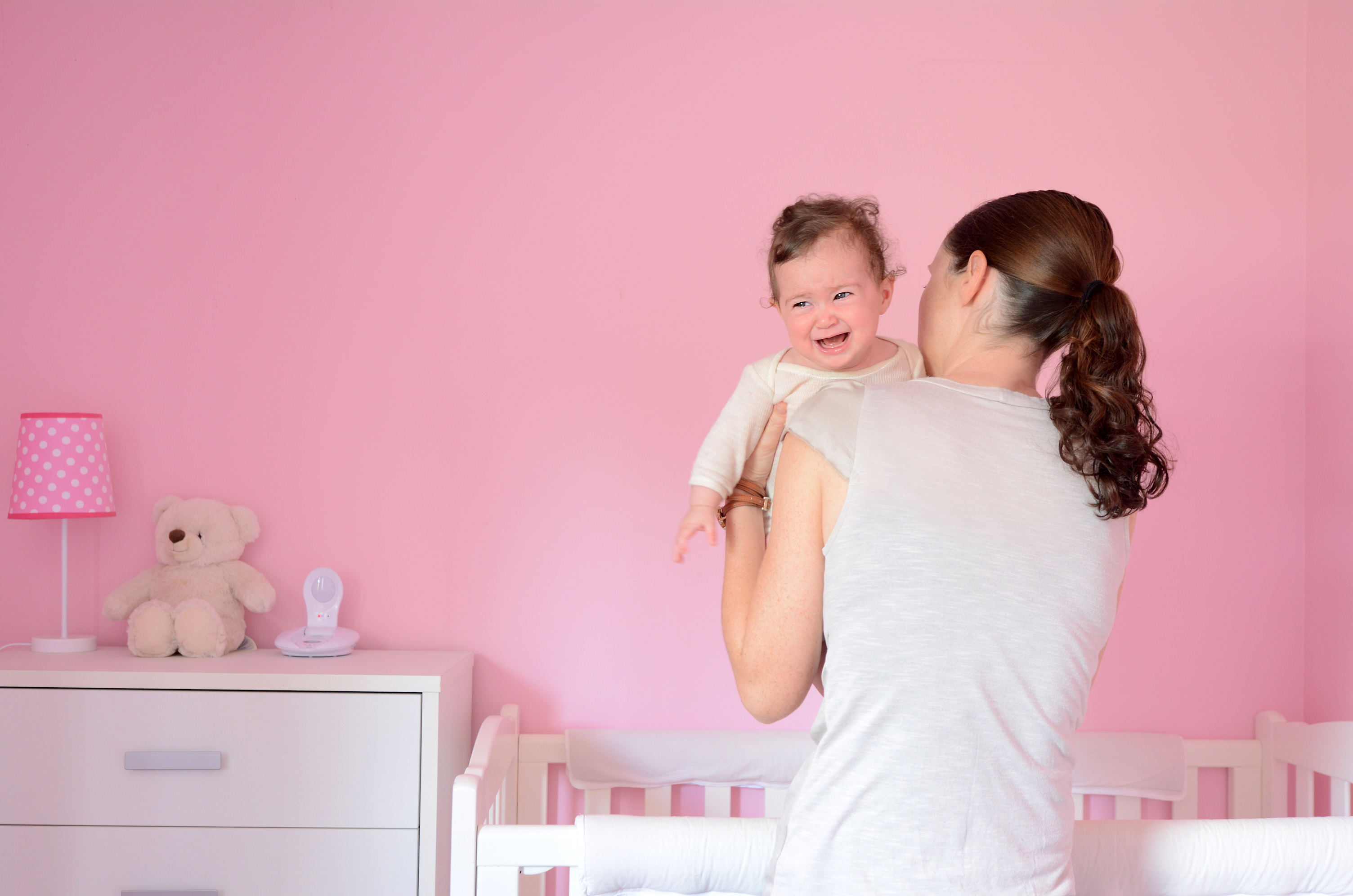 Främst syns viruset hos små barn, under två år.