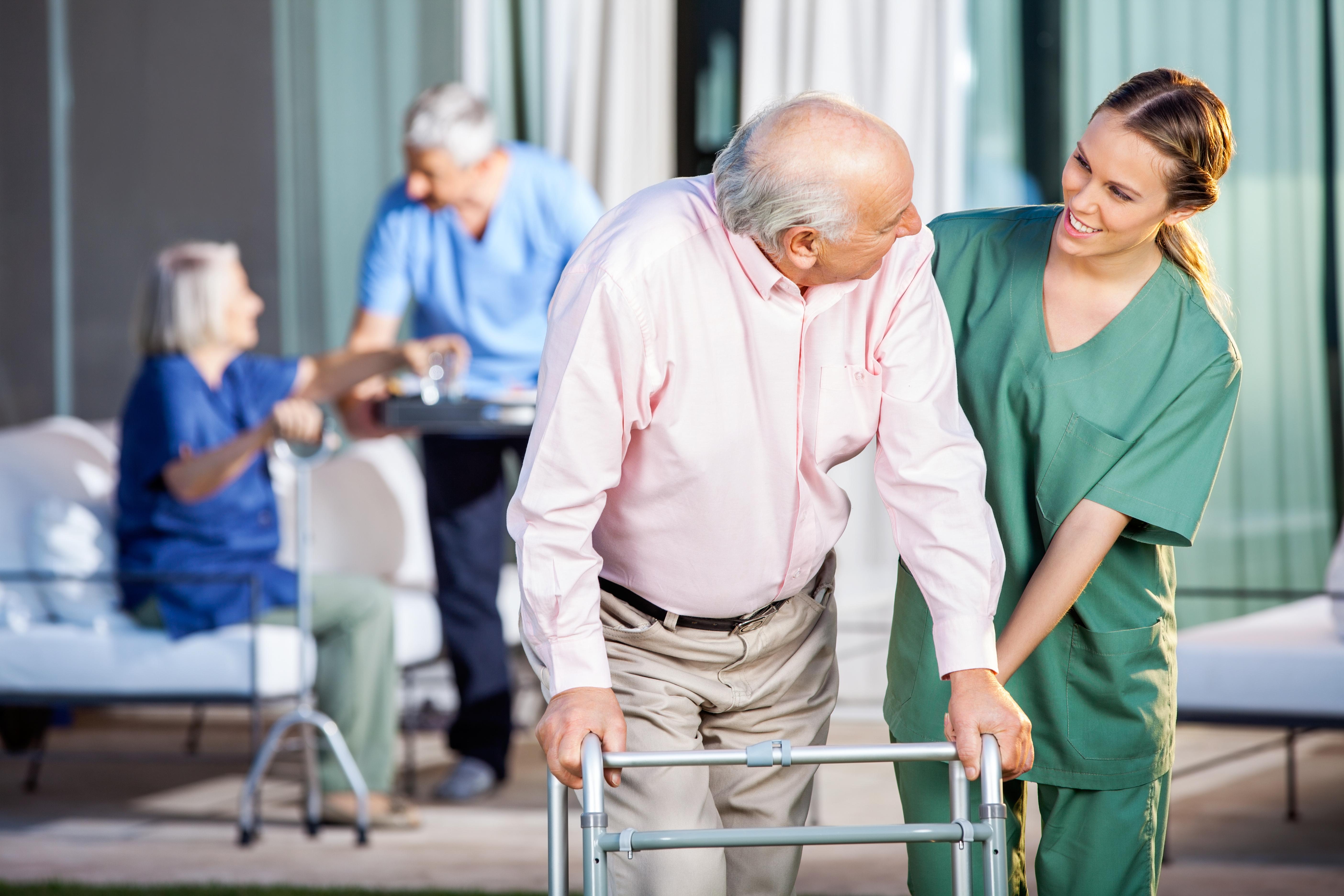 Störst förtroende för hälso- och sjukvården har de som bor i Kalmar, Jönköping och Örebro.