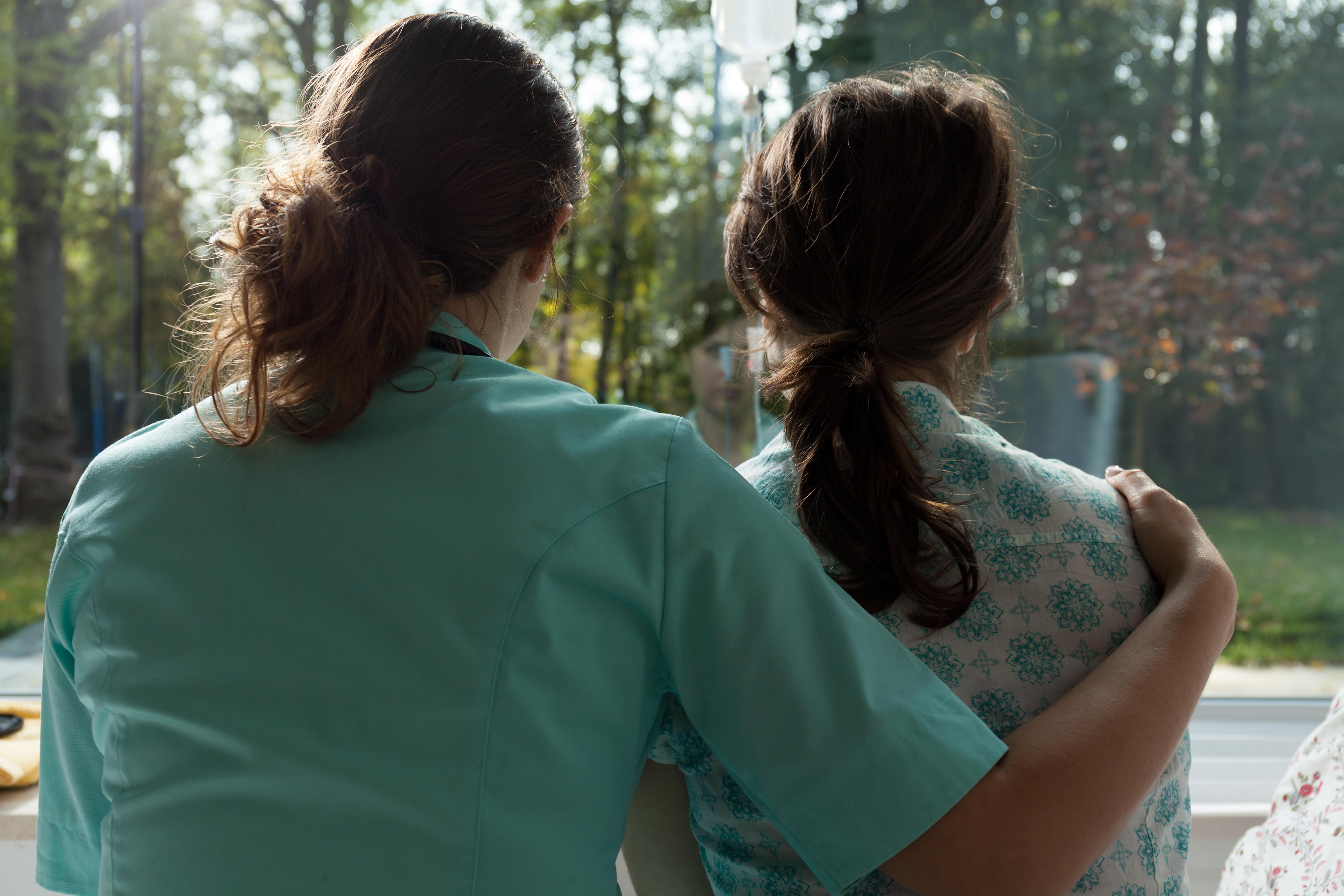 En viktig del av vården är så kallade vårdplaner, som är speciellt aktuell för självmordsbenägna patienter.
