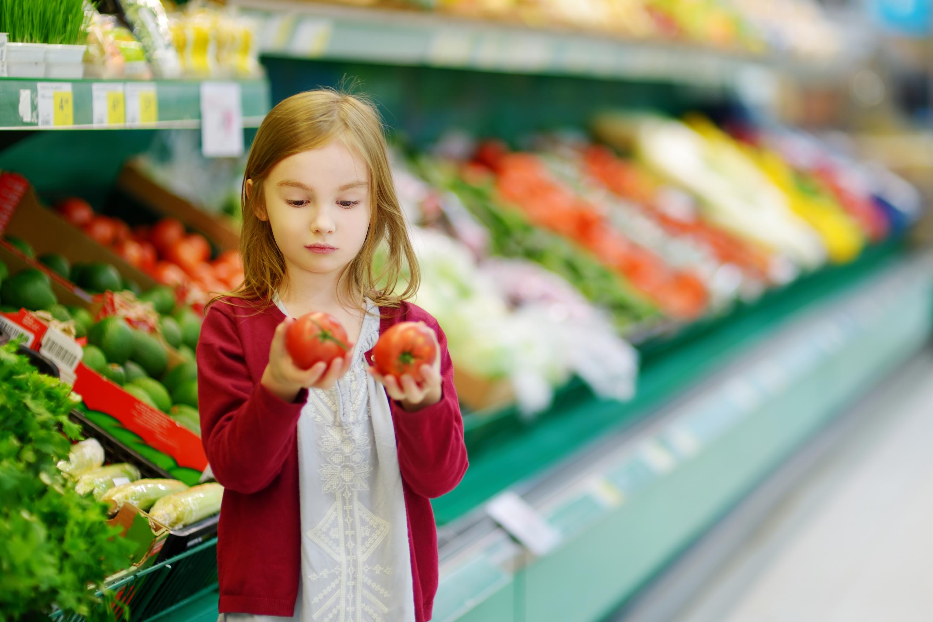 Undersökningen tyder på att du  genom att välja ekologisk mat skulle kunna minska halten av bekämpningsmedel i kroppen.
