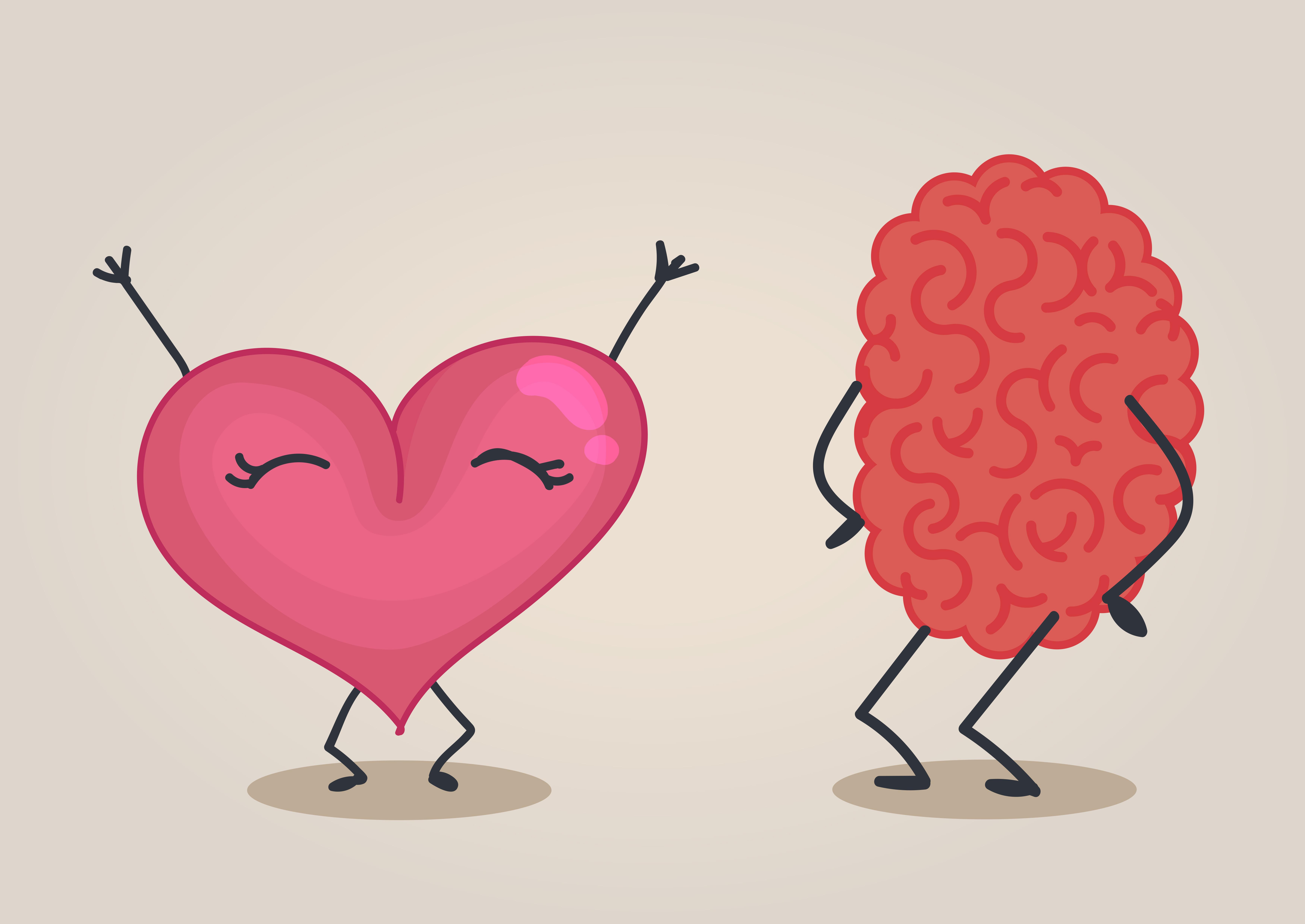 Man må säga att det är hjärtat som talar när det kommer till kärlek men forskning visar att det egentligen är hjärnan som bestämmer, oavsett.