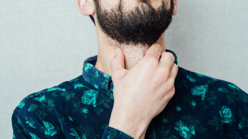 svullnad halsen svårt att svälja