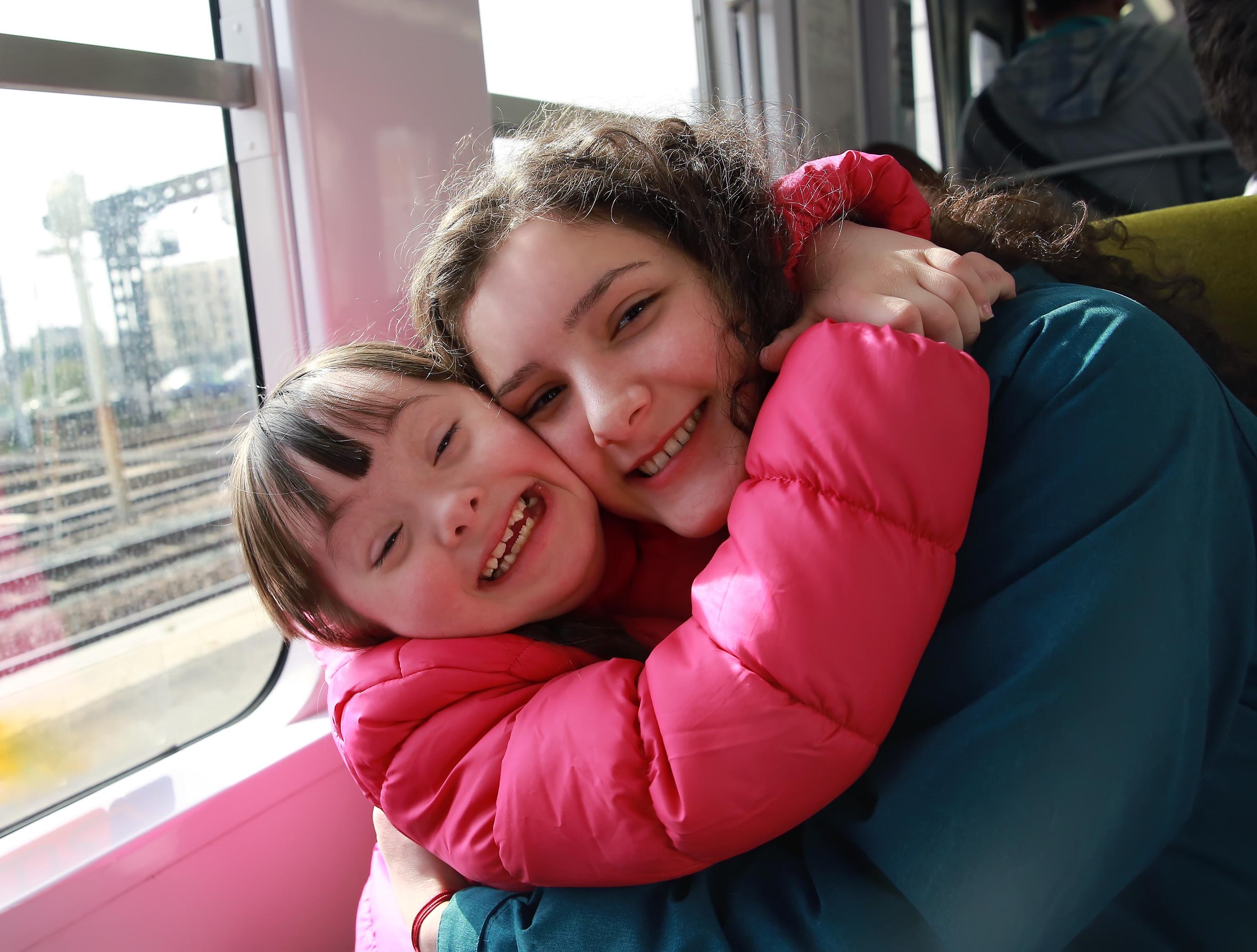 Personer med Downs syndrom är individer och bara för att man har Downs syndrom betyder inte det att alla med Downs syndrom är likadana.