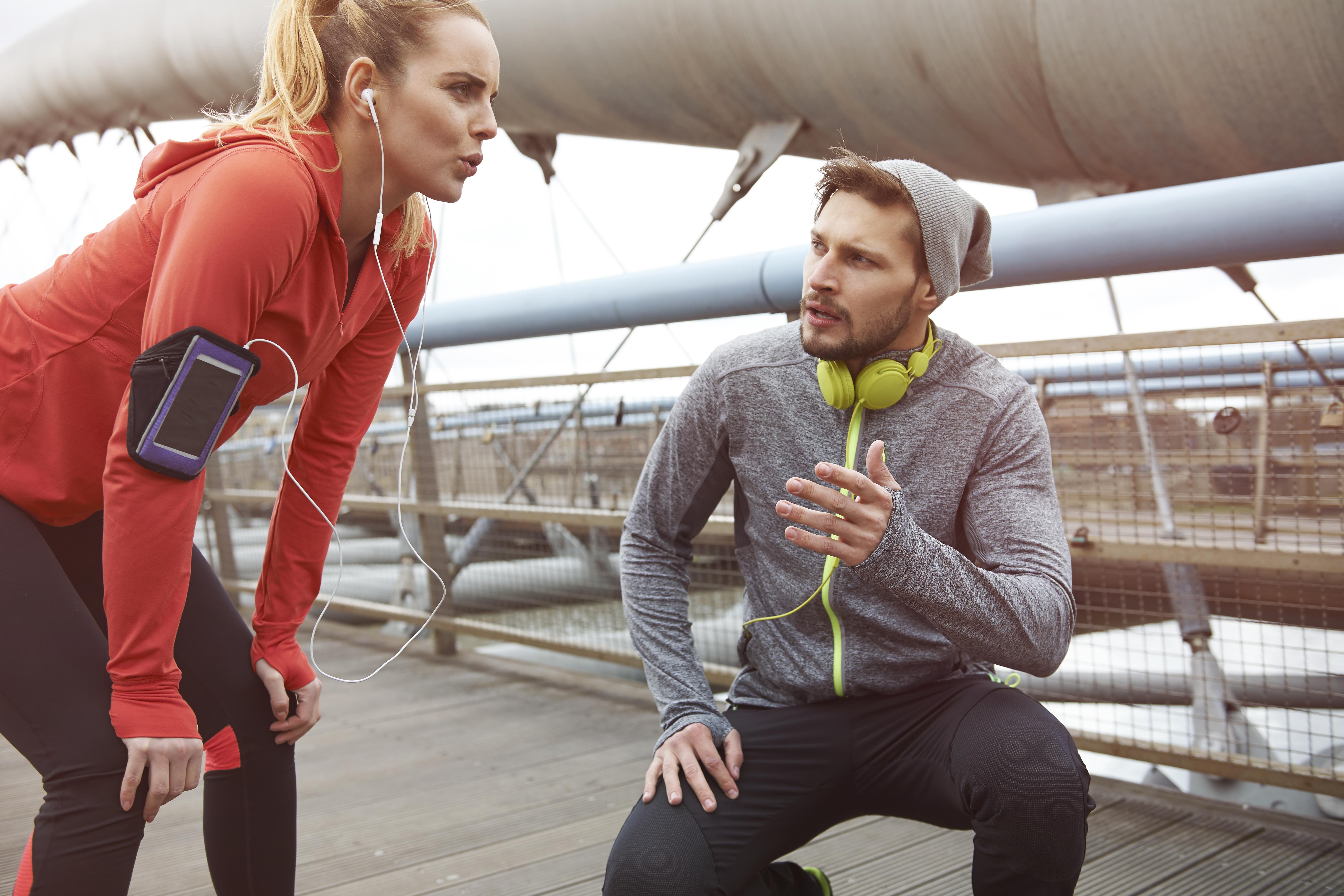 Genom att få information om hur kroppen svarar på träningen menar forskarna att man kan styra sin träning utifrån vilken intensitet man vill ha.
