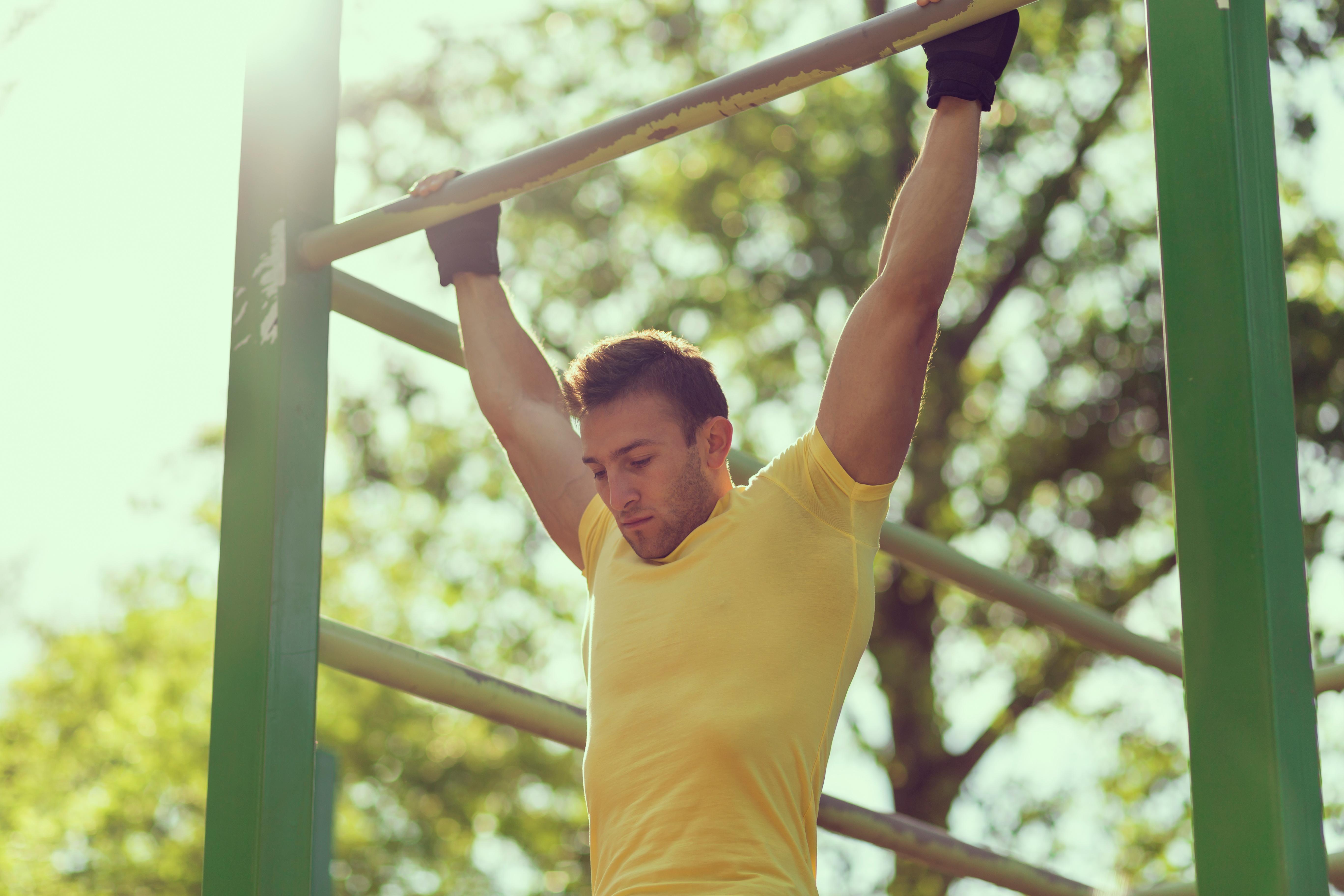 Träning tycks påverka den naturliga bakteriefloran i kroppen positivt.