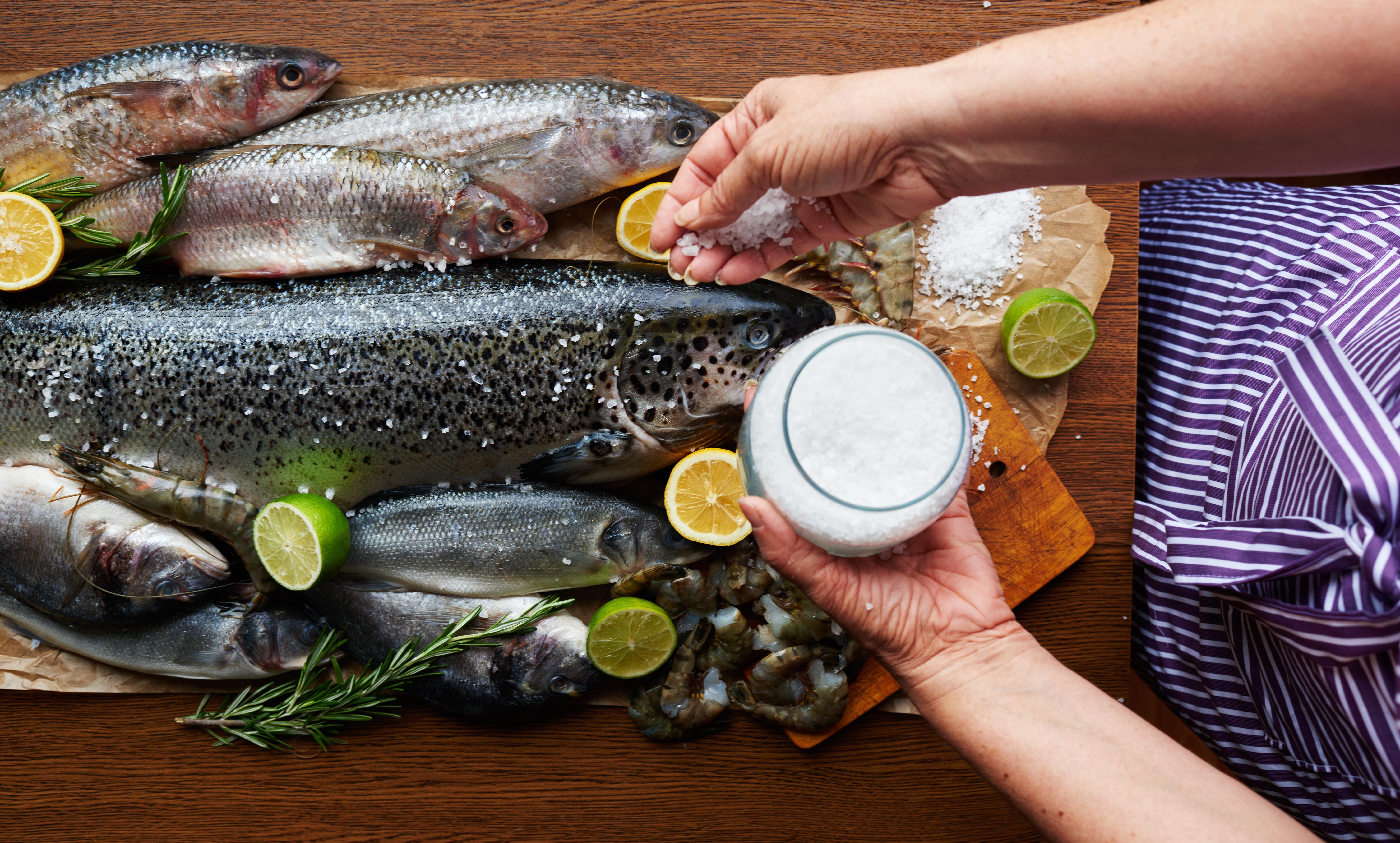 Data från studien pekar också på att de barn som fått prova på fisk och ägg före elva månaders ålder i lägre utsträckning blev allergiska.