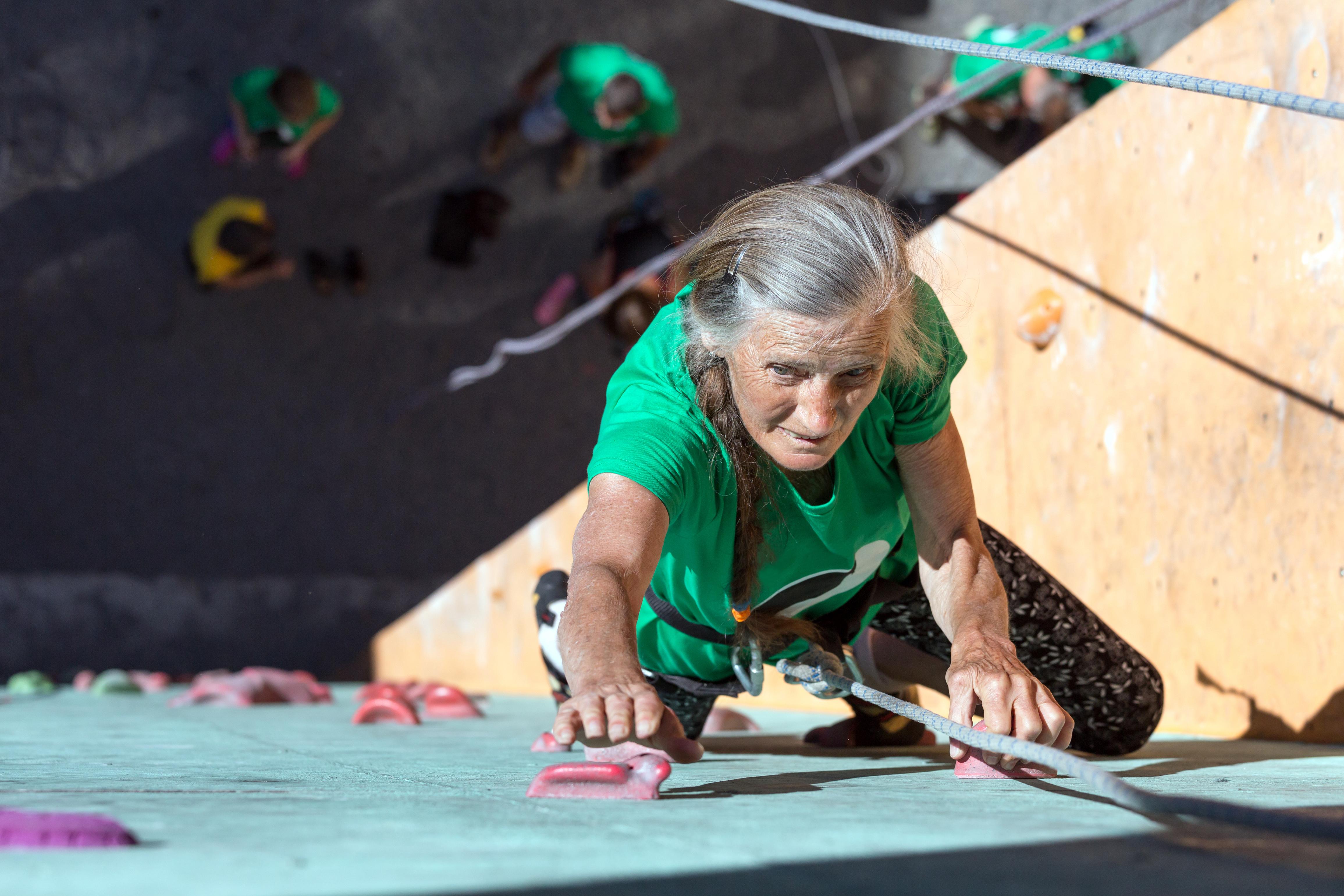I studien i Experimental Gerontology undersöktes nästan 1 500 kvinnors med en genomsnittlig ålder på 79 år.