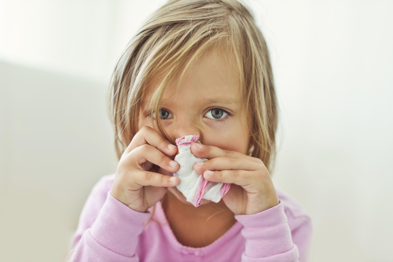 RS-virus är en slags förkylning som kan innebära allvarliga komplikationer för barn.