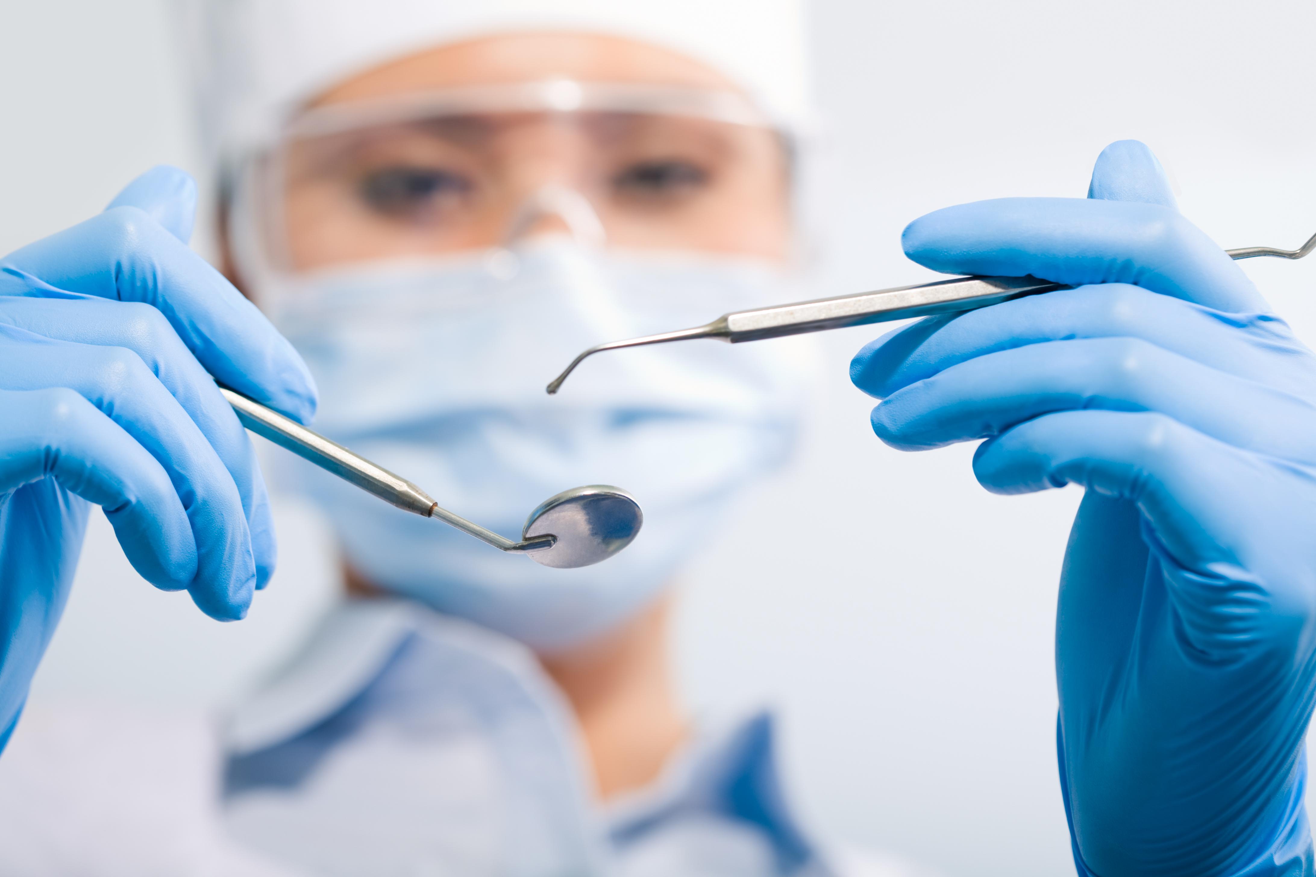 Tandläkare möter en mycket stor del av den svenska befolkningen regelbundet.