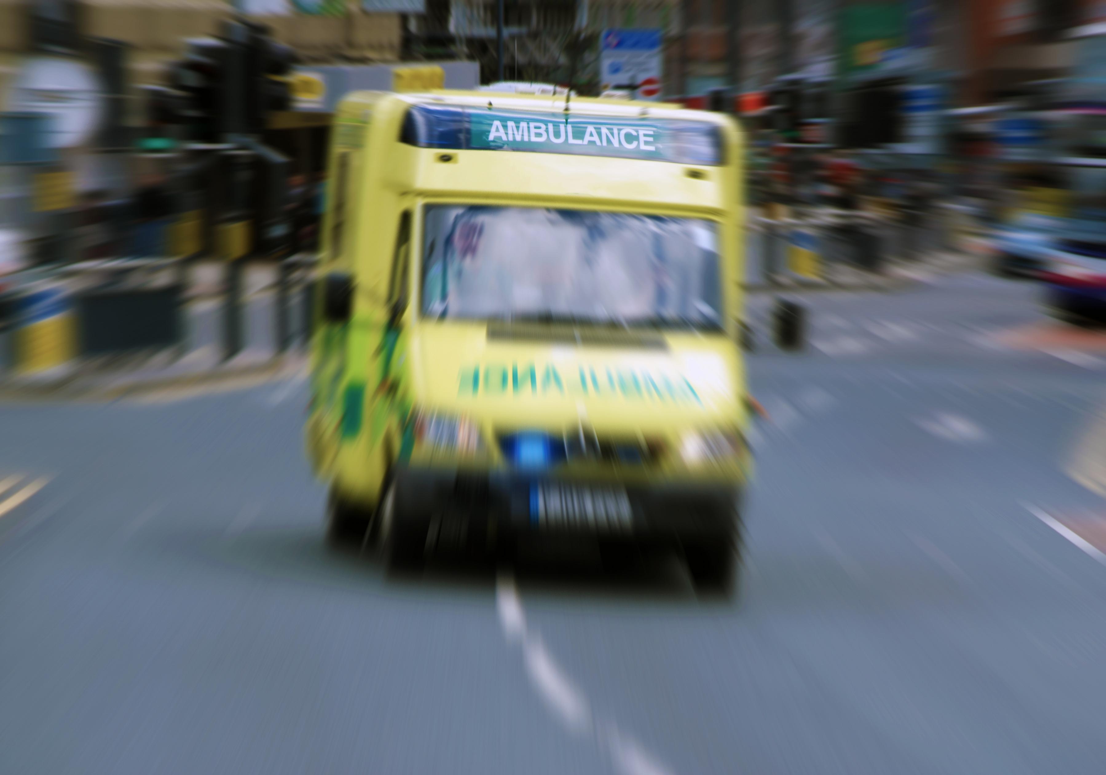 Det finns stora regionala skillnader mellan IT-stödet på fältet för ambulanssjuksköterskorna i landet.