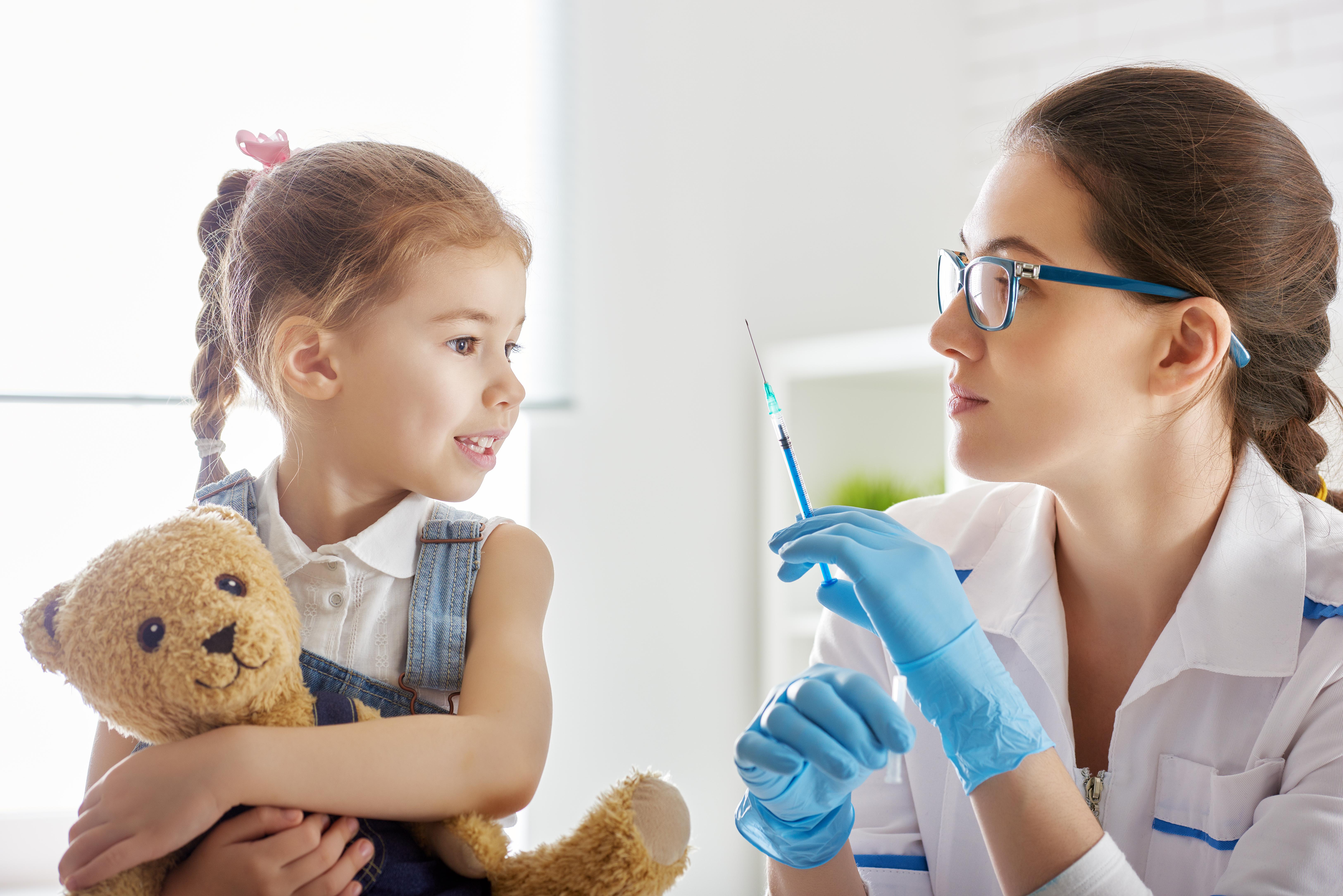 Enligt studier så ger det nya sättet att vaccinera förmodligen ett bättre skydd än spruta, i alla fall på små barn.