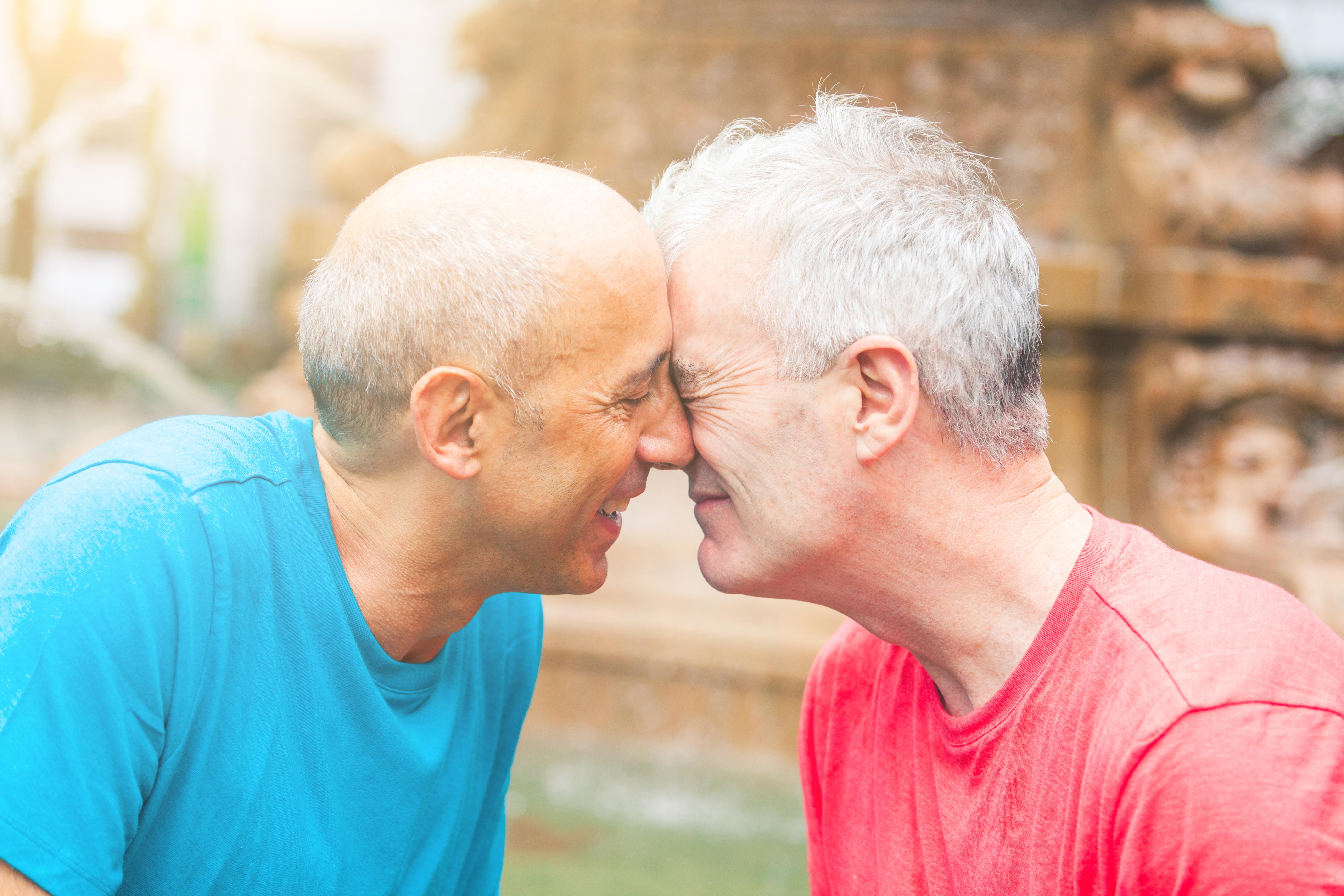 Regnbågen är det enda äldreboendet för HBT-personer och har blivit omtalat i internationell press.