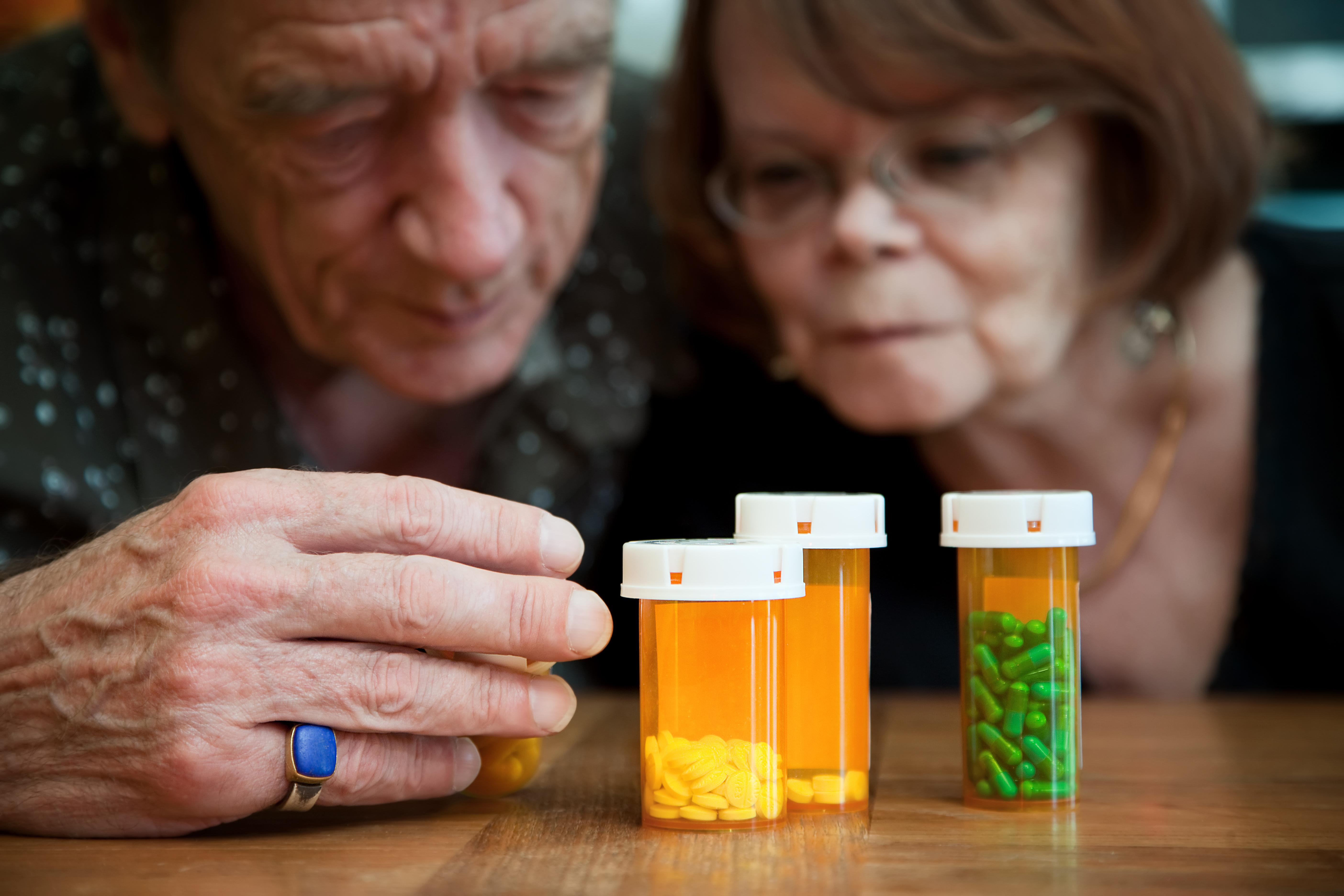 Det är inte alltid helt lätt att hålla reda på vilka mediciner man ska ta och när.