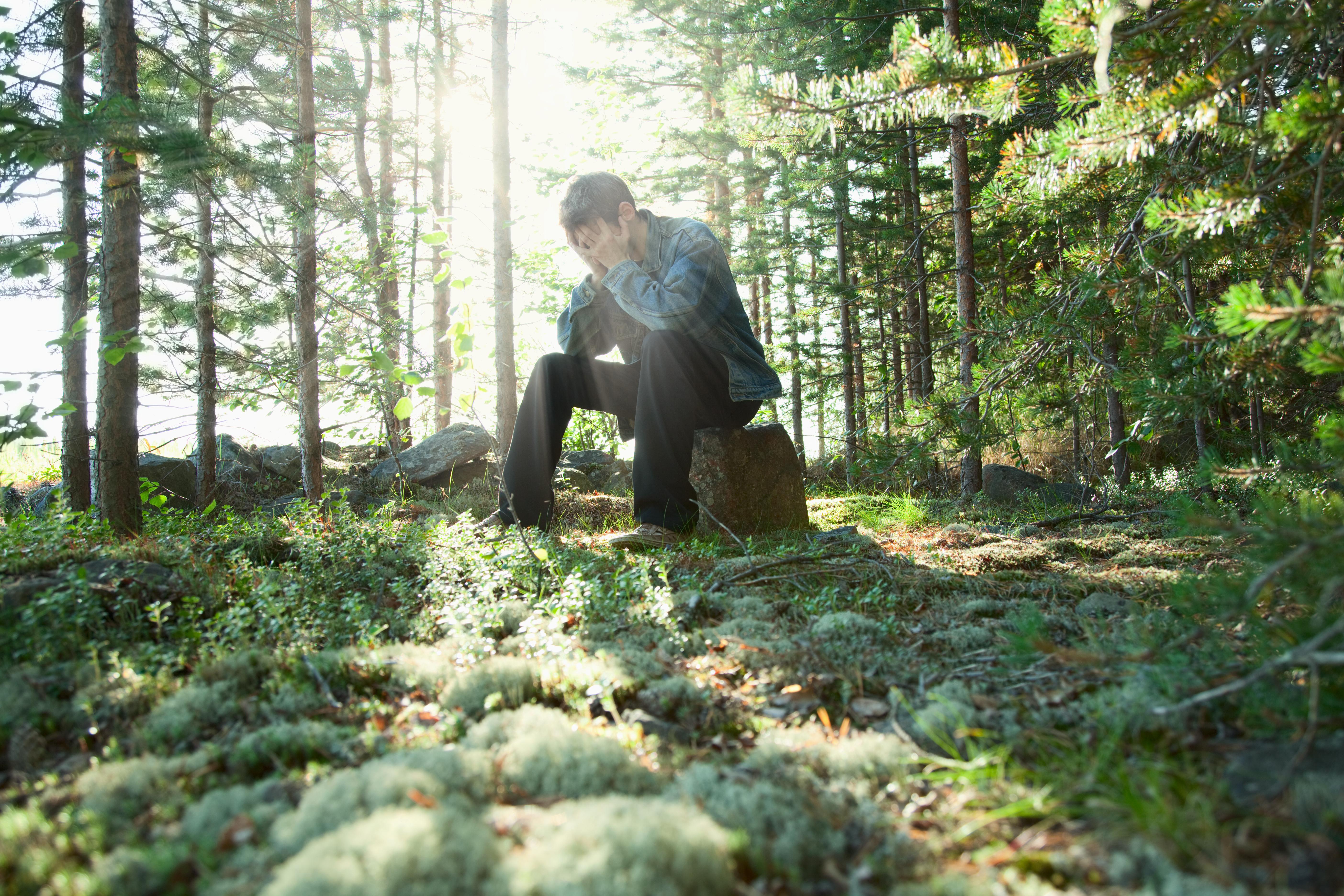 En orsak till att drabbas av sommardepression kan vara alla förväntningar och den stress det kan medföra.