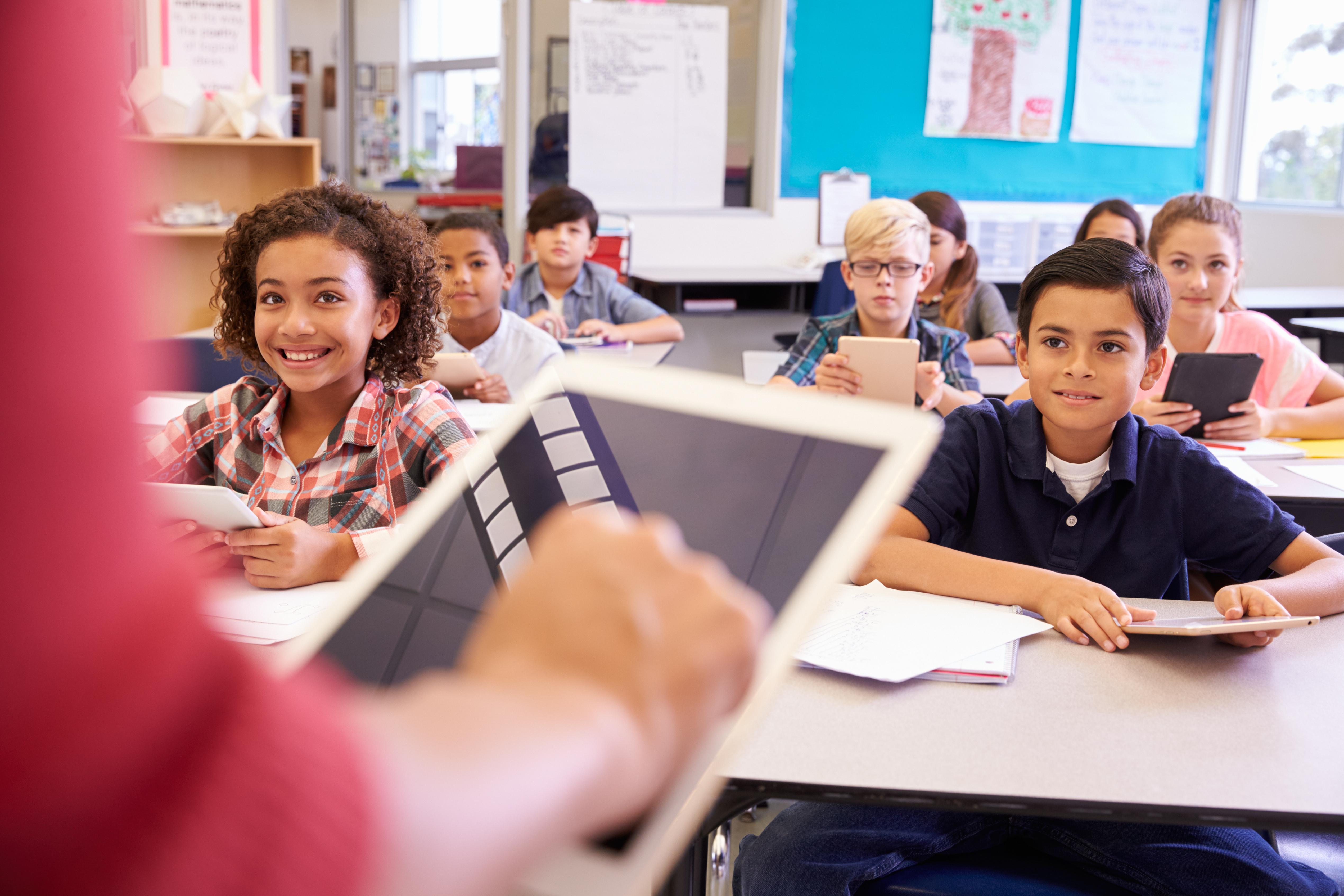 Digitala verktyg kan öka barnens vardagsrörelse och därmed förbättra koncentration och inlärning.