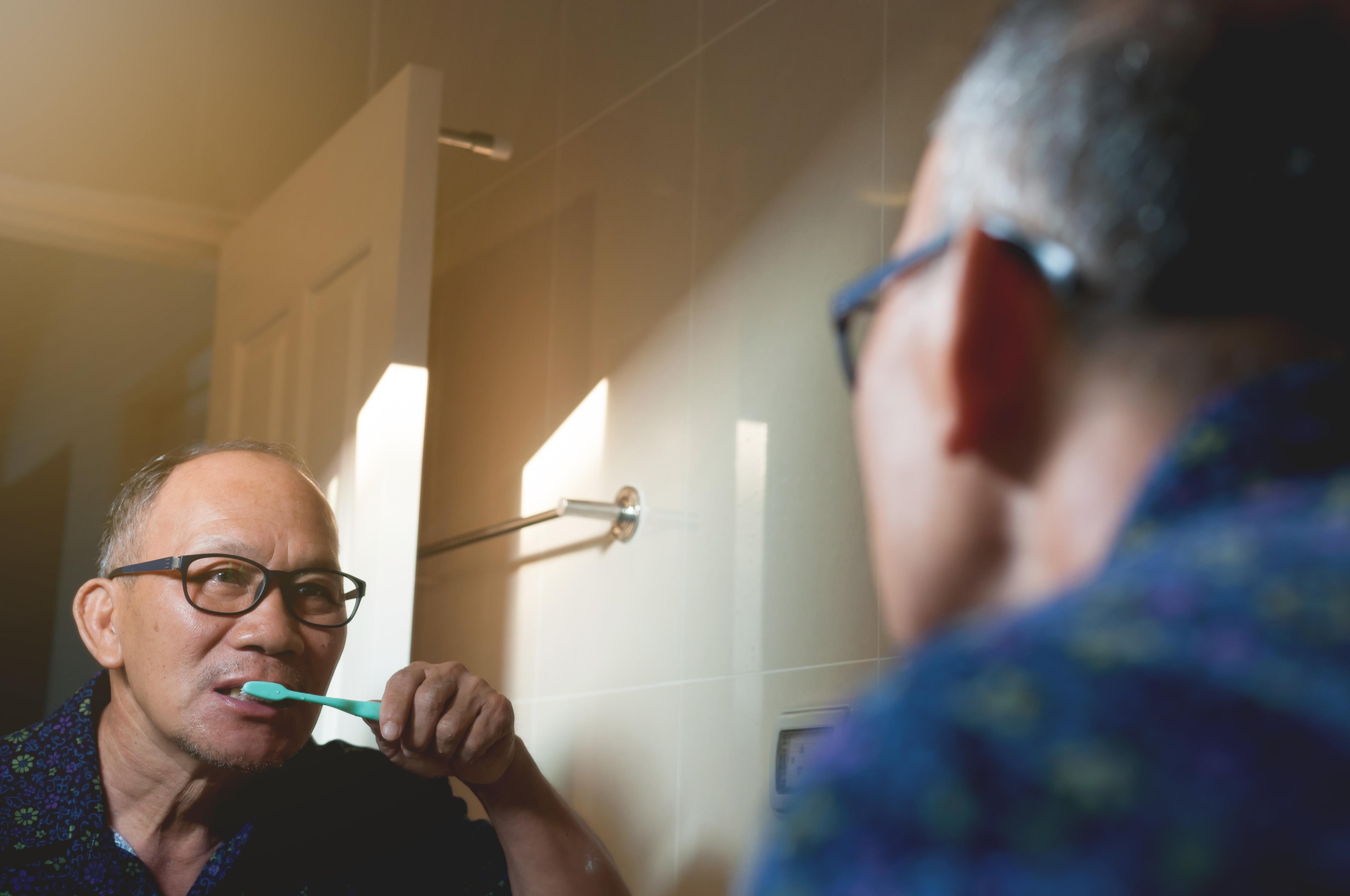 God munhygien är både en förebyggande och behandlande åtgärd när det kommer till tandköttsinflammation.