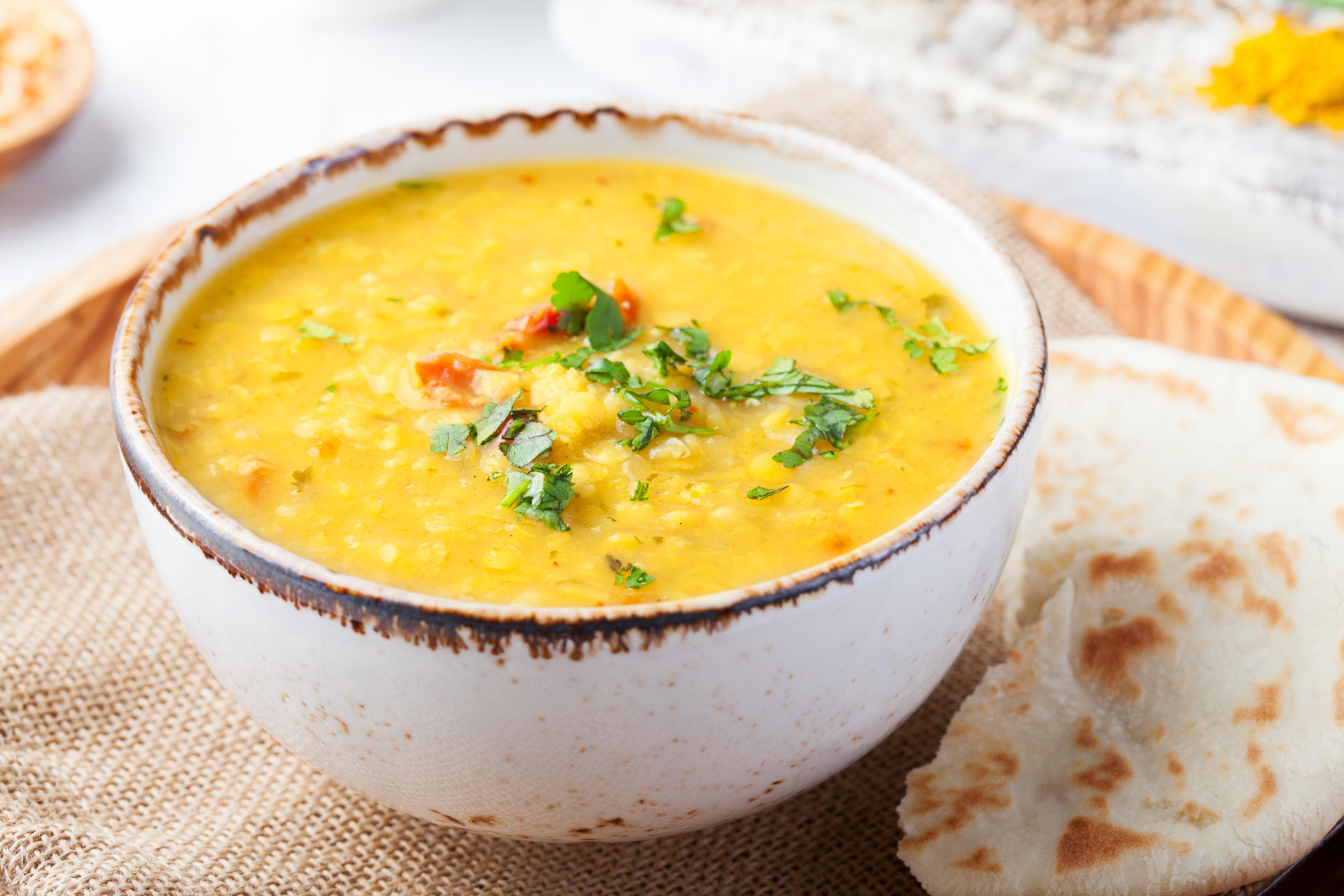 soppa med linser