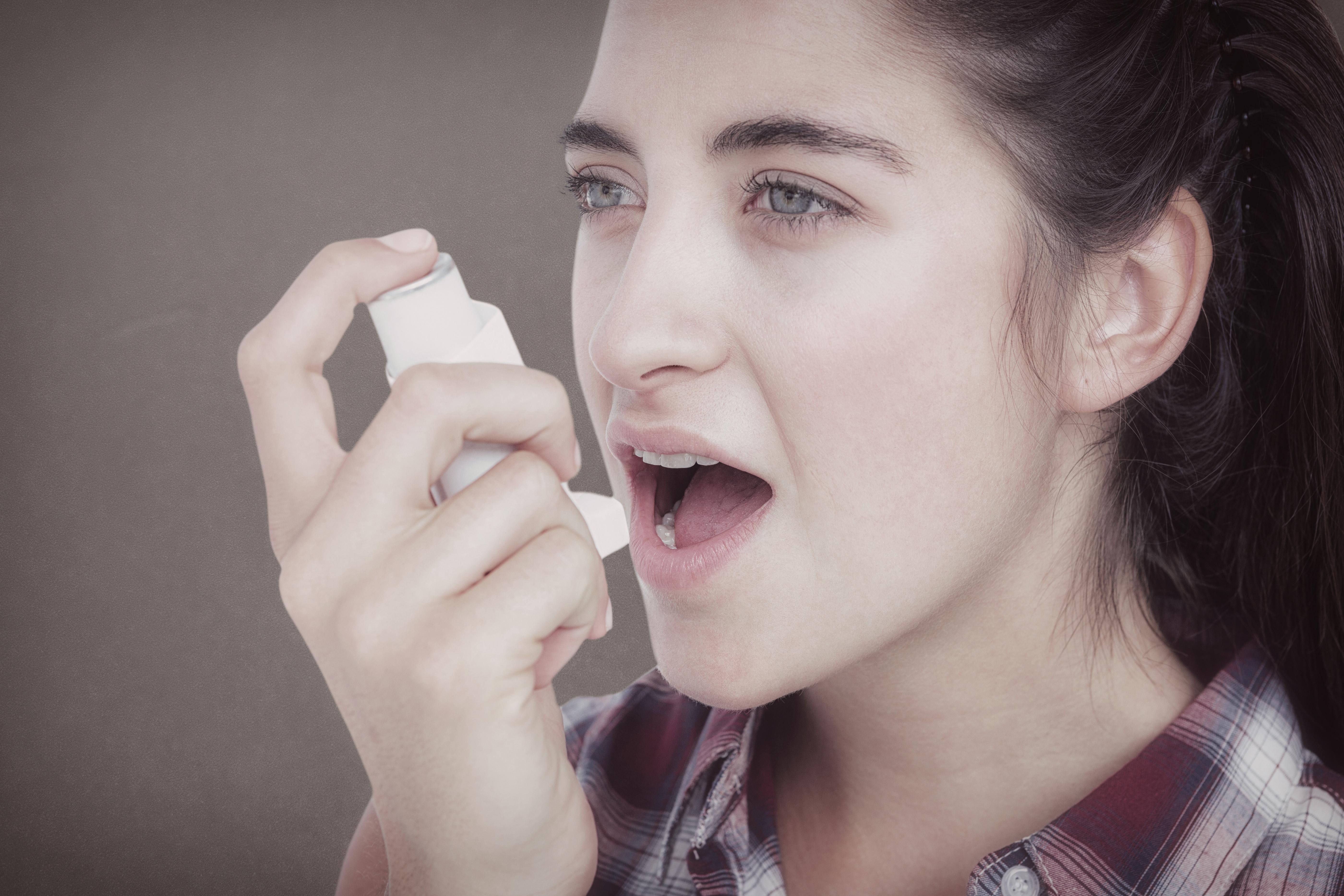 Låginkomsttagare löper 60 procent större risk att drabbas av astma än höginkomsttagare.