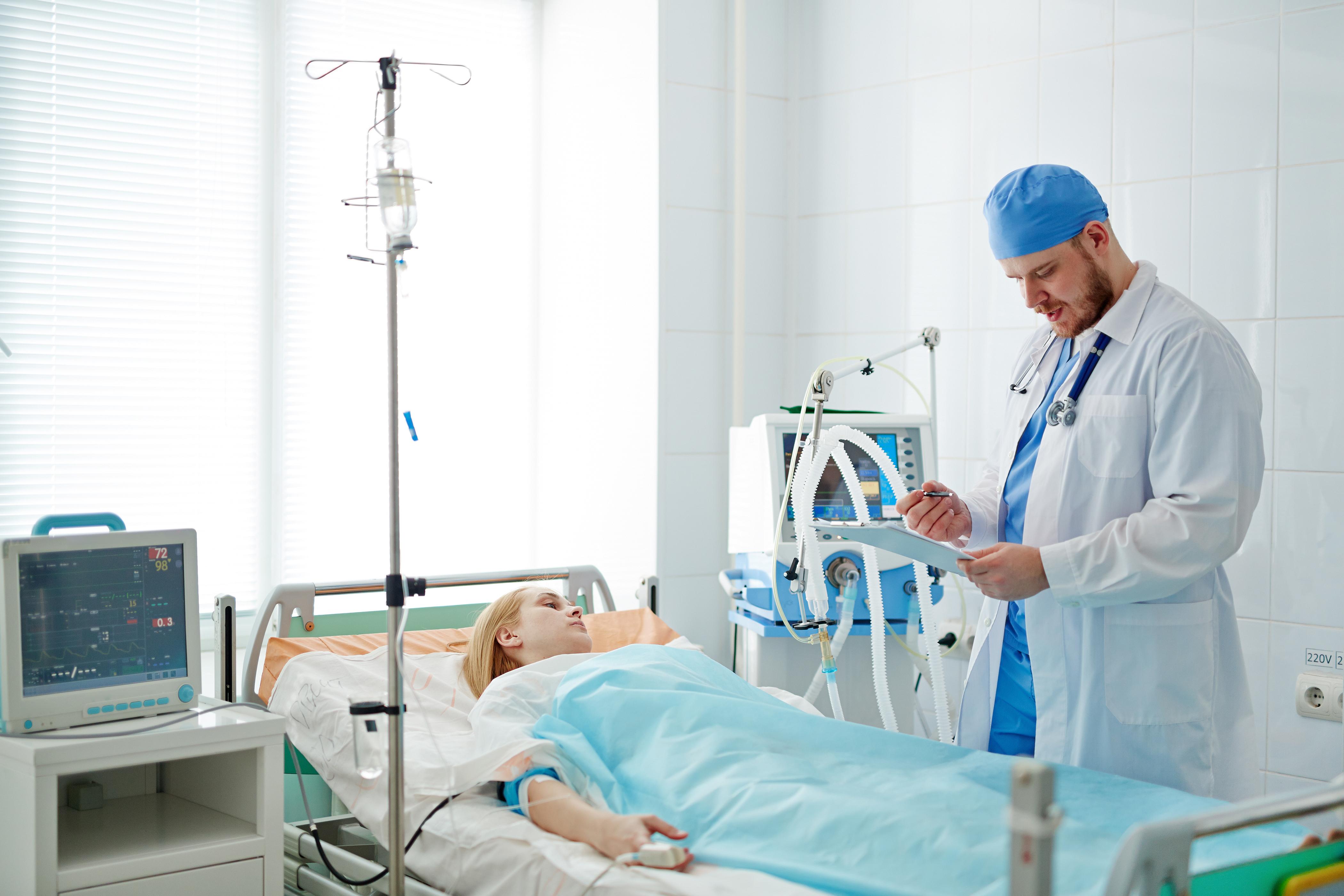 I dagboken är tanken att personalen ska skriva små anteckningar om vad patienten är med om.
