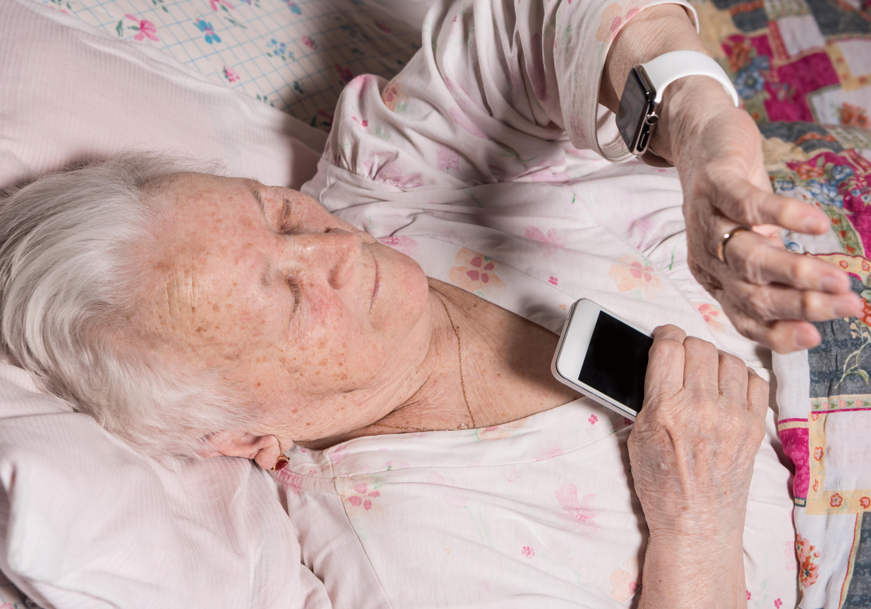 Studien visar att den smarta klockan i kombination med appen kan identifiera sömnapné med 82 till 90 procents säkerhet.
