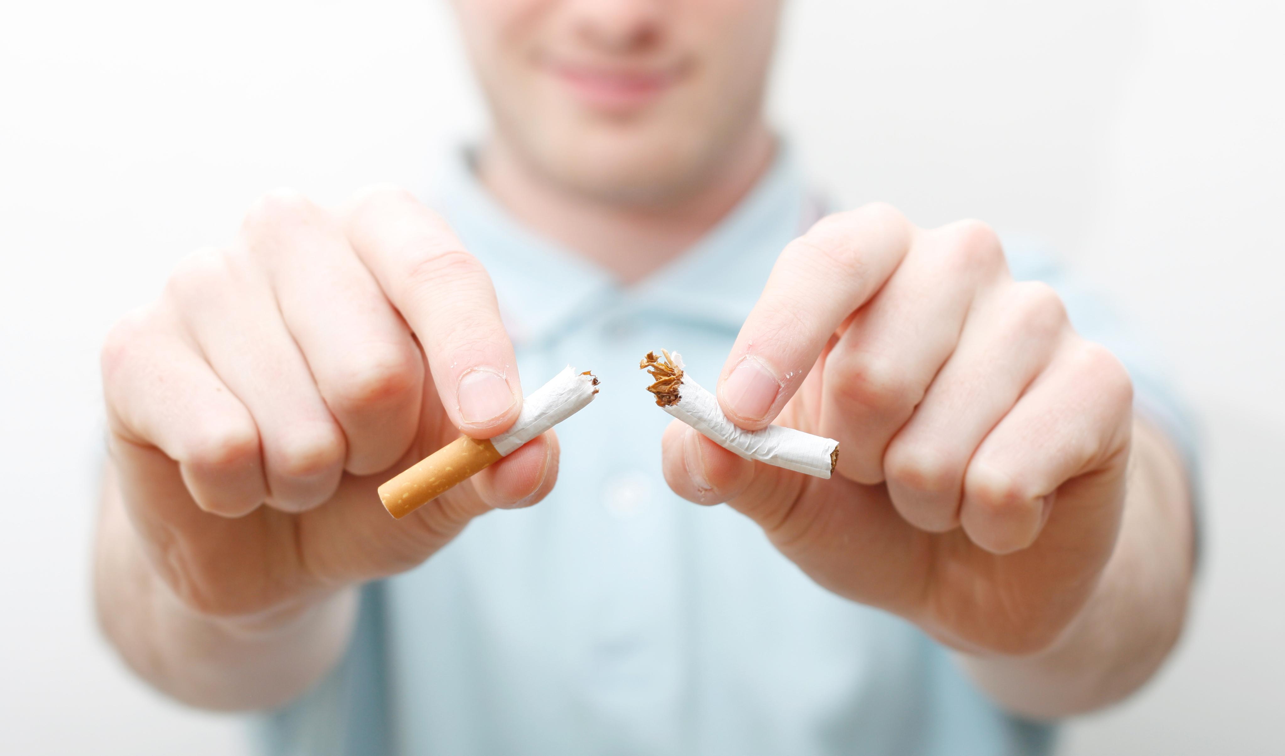 Redan efter två dagar utan cigaretter har ditt lukt- och smaksinne förbättrats betydligt och du har minskat risken att drabbas av hjärtinfarkt.