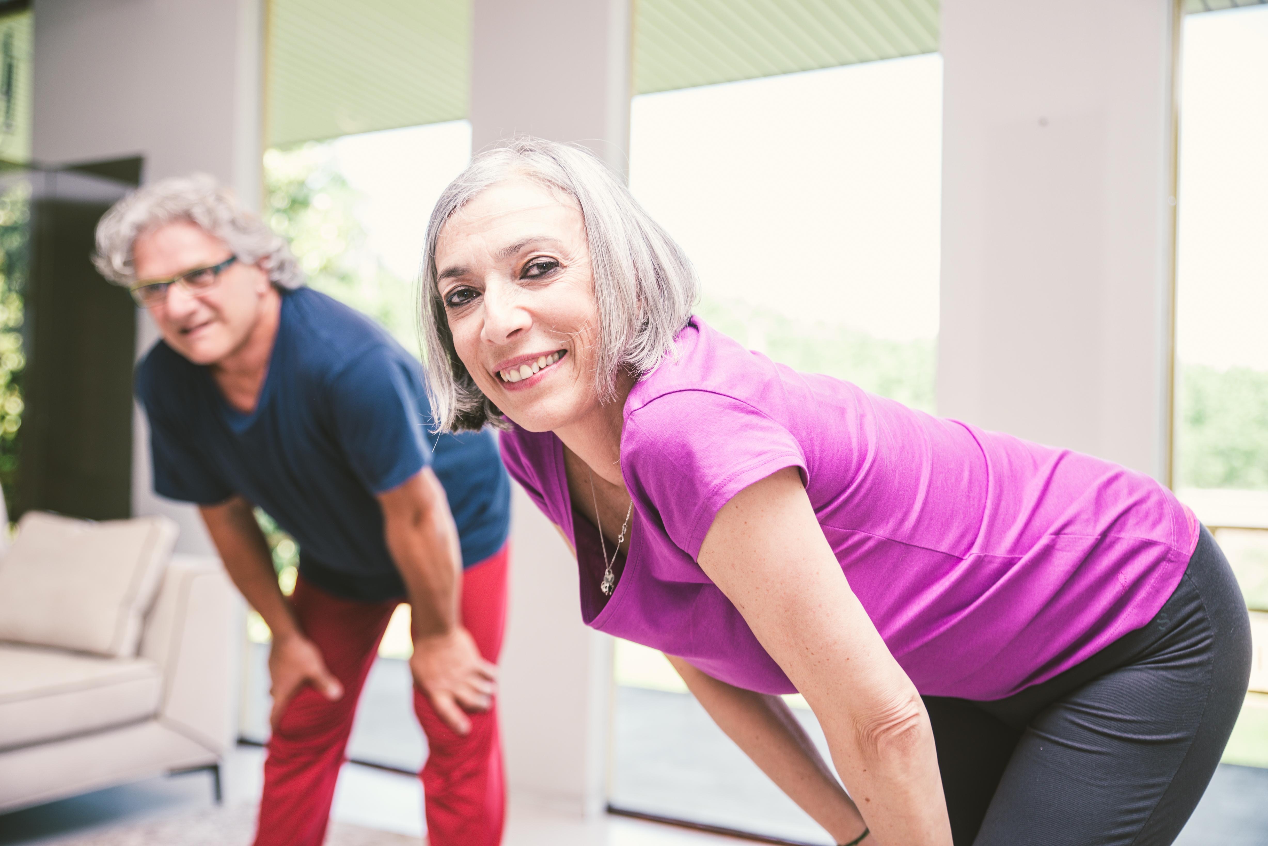 En person som redan är sjuk kan göra stora hälsovinster med förbättrade levnadsvanor.