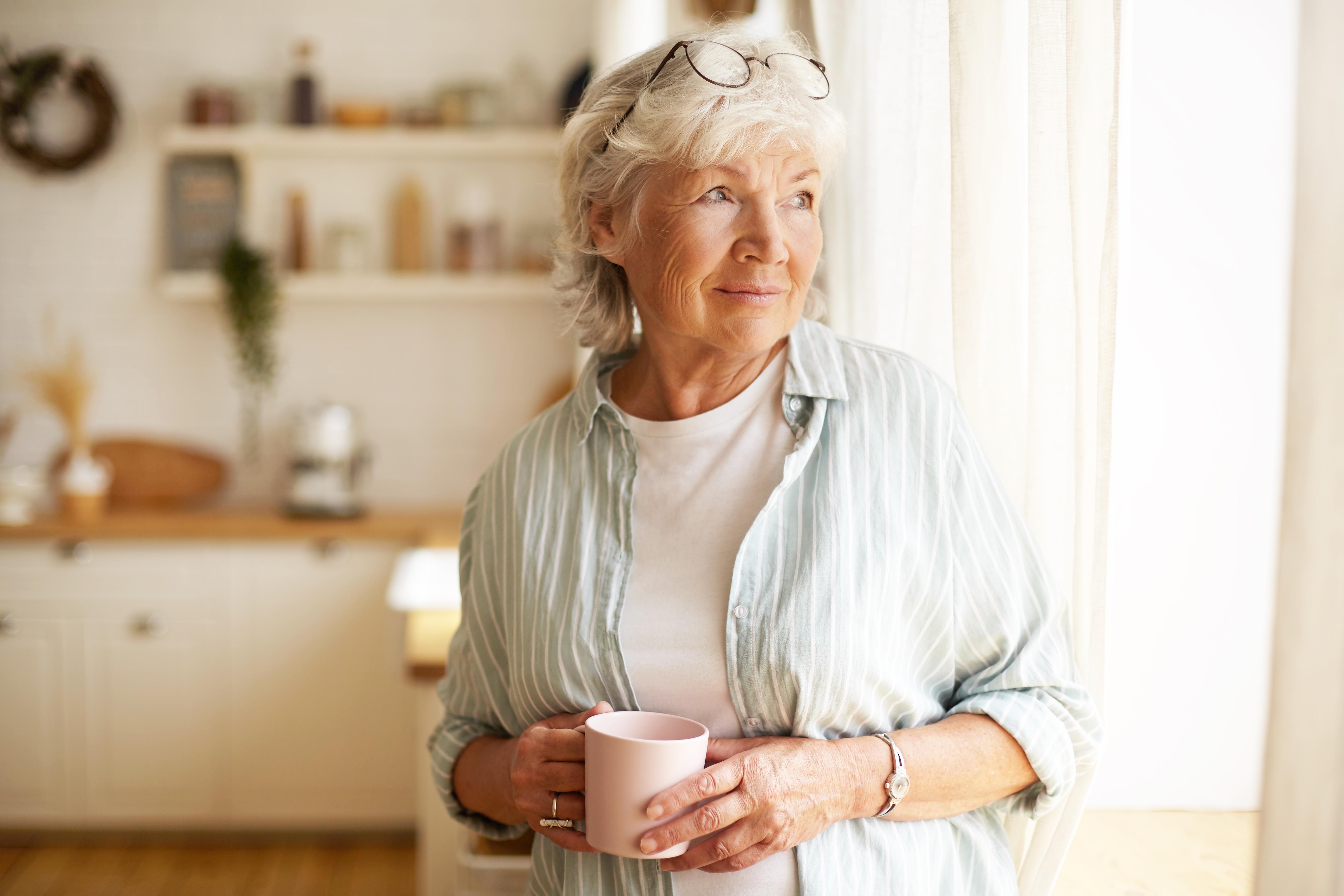 Cirka sju procent av Sveriges befolkning över 65 år är svårt demenssjuka.