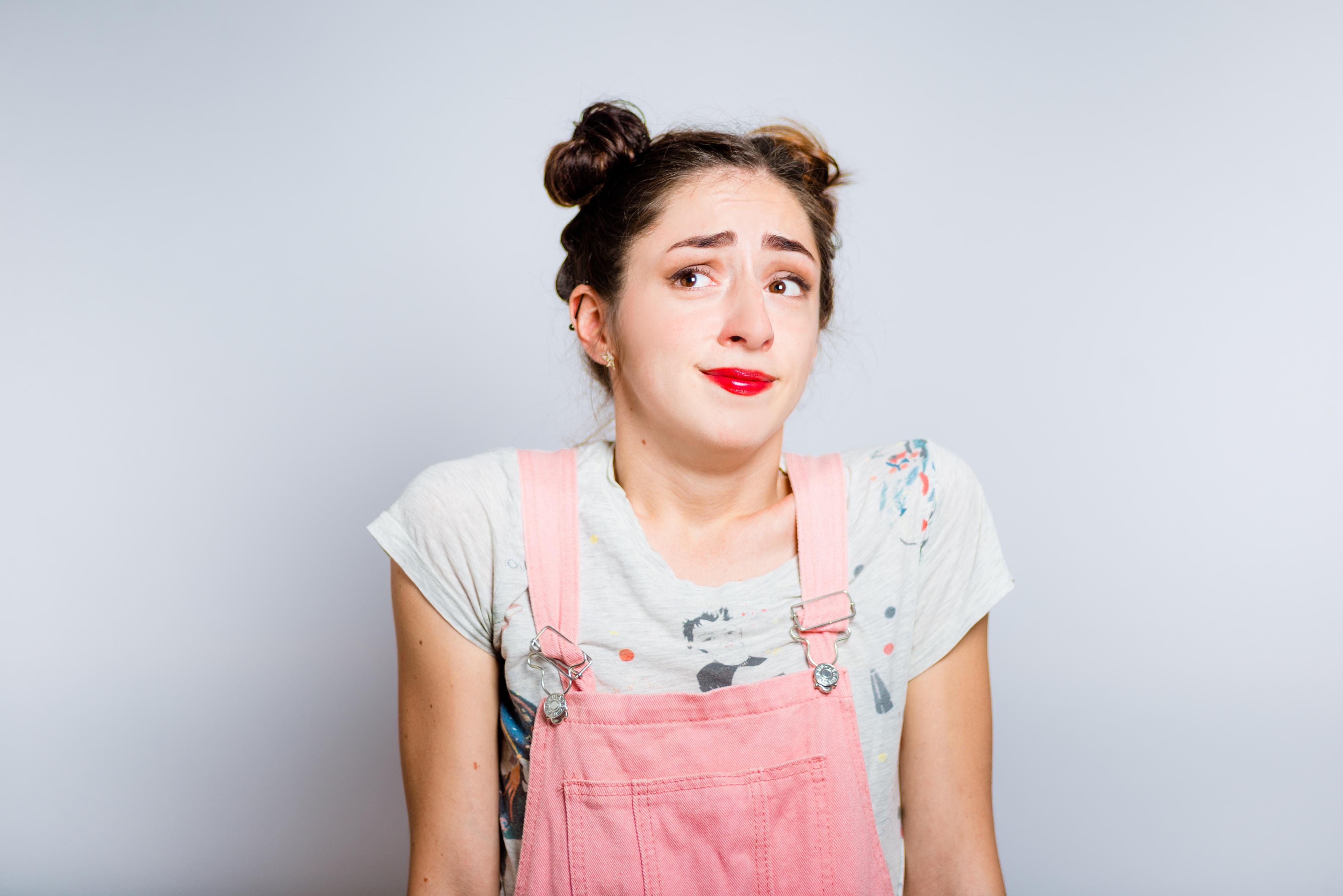 Särskilt pinsamt att prata mens är det bland unga. I åldrarna 16–25 år är det 16 procent som hellre väljer ett annat ord när de pratar om mens.