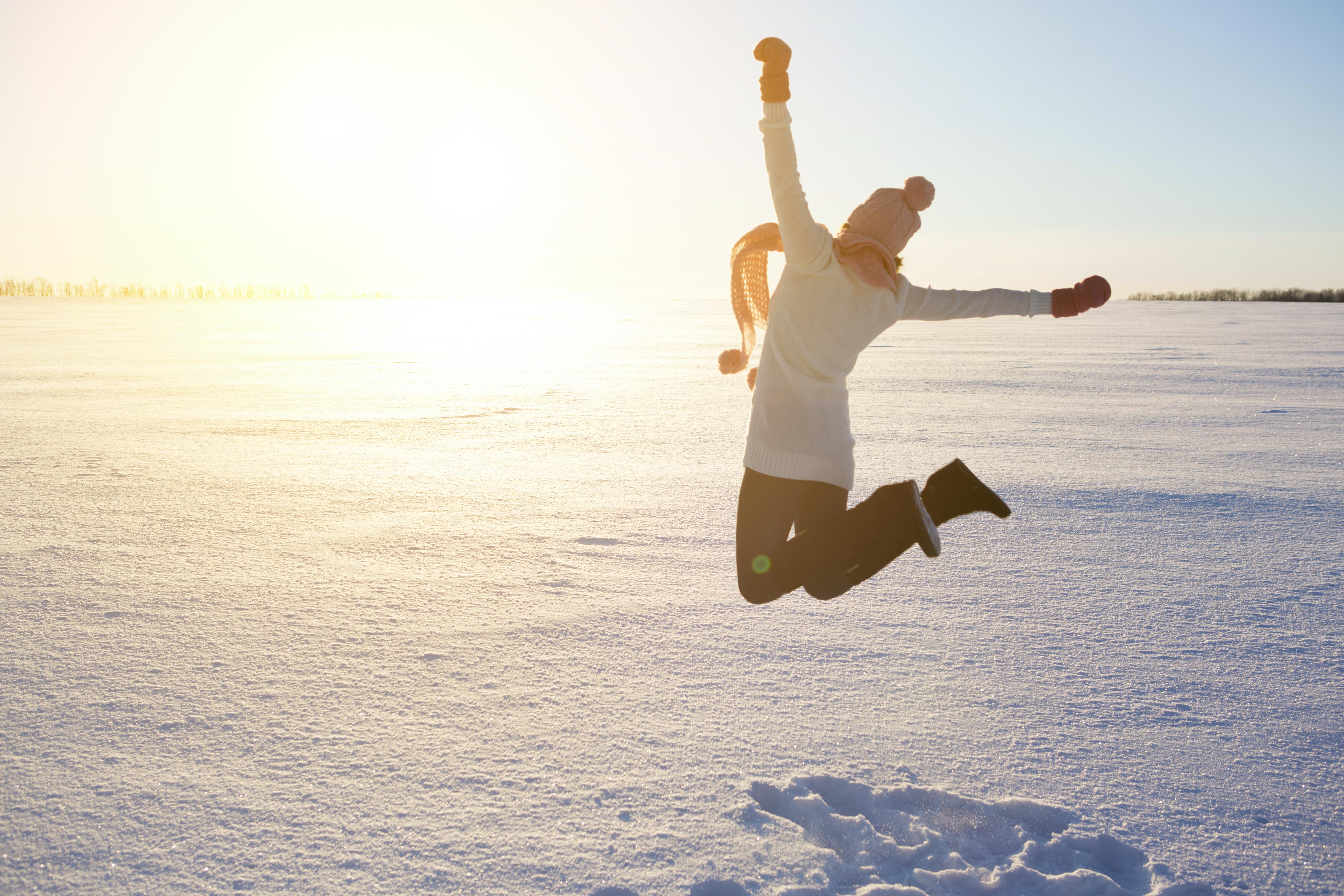 Med lite hjälpmedel kan du göra det bästa av situationen för att vända vinterdepp till vinterpepp.