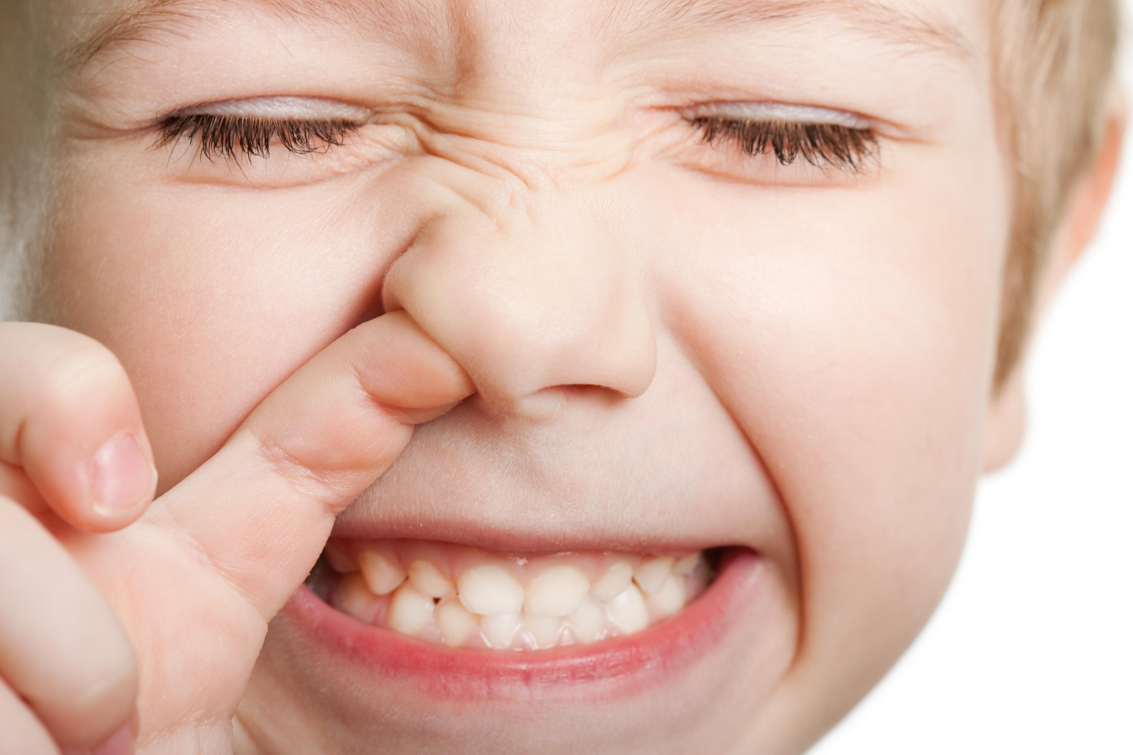 infektion i näsan symptom