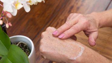 hudblödningar hos äldre