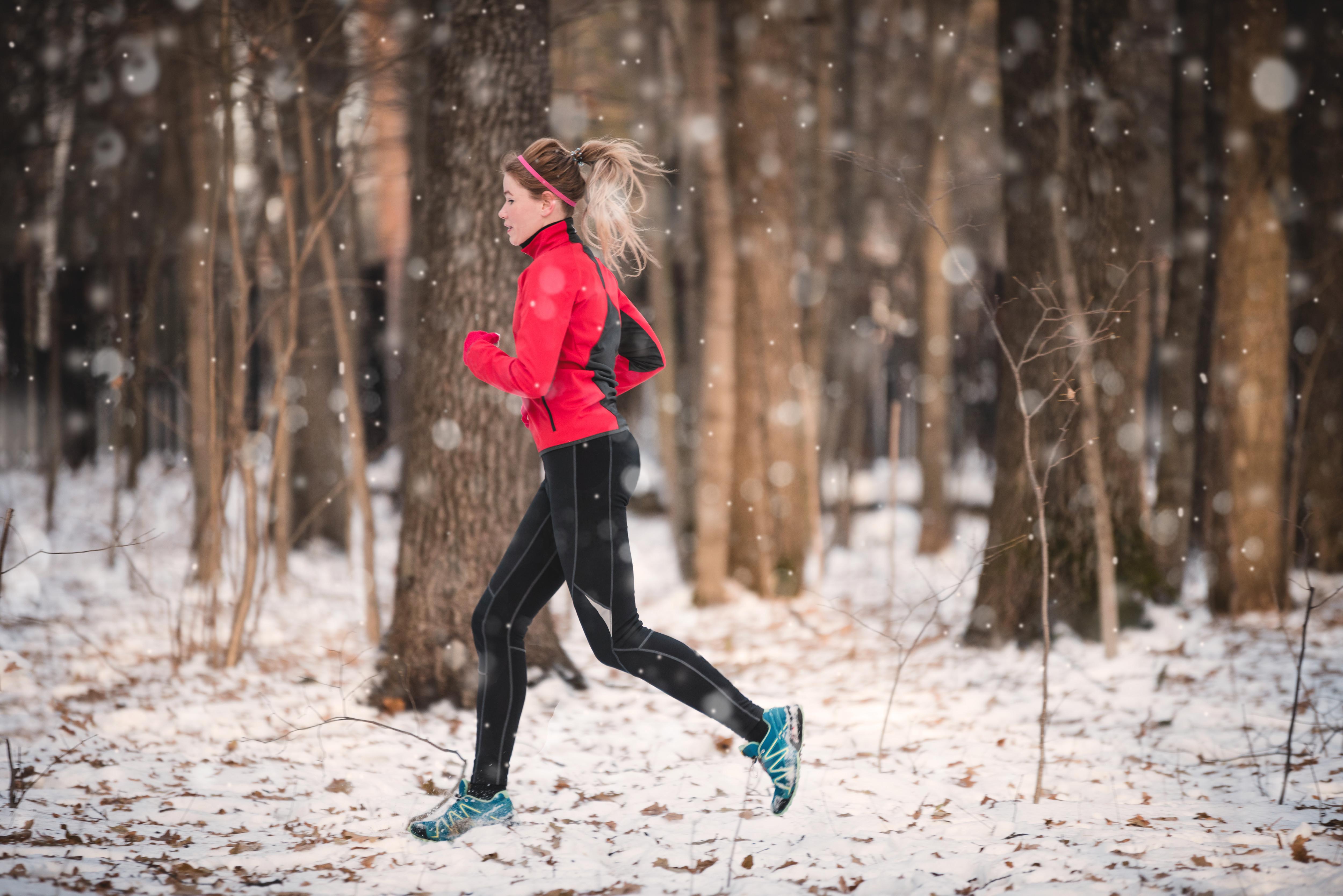 Snabb musik kan ha bra effekt på löpning.