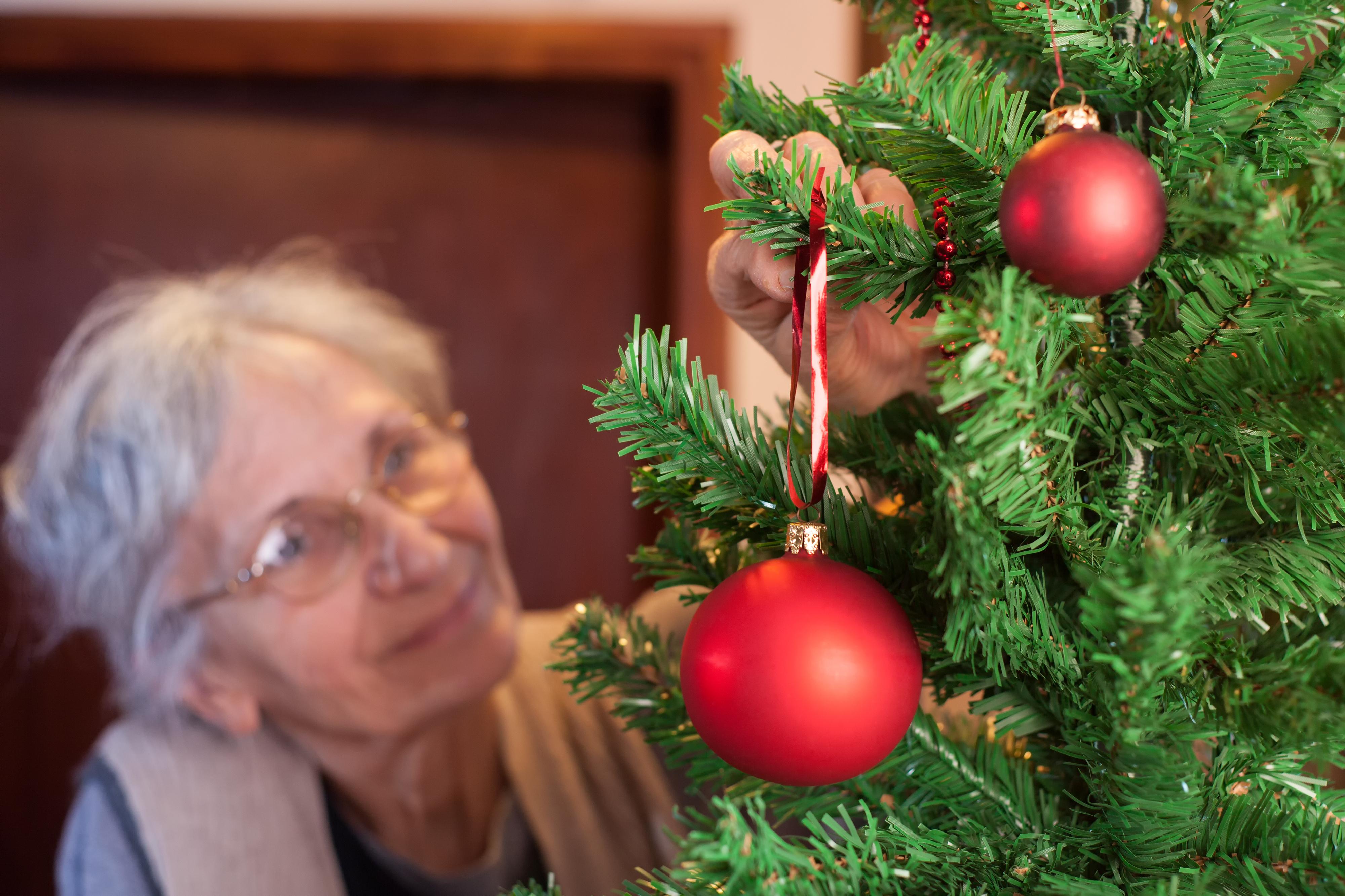 De som oftast drabbas av en hjärtinfarkt på julafton är de äldre, lite skörare individerna.