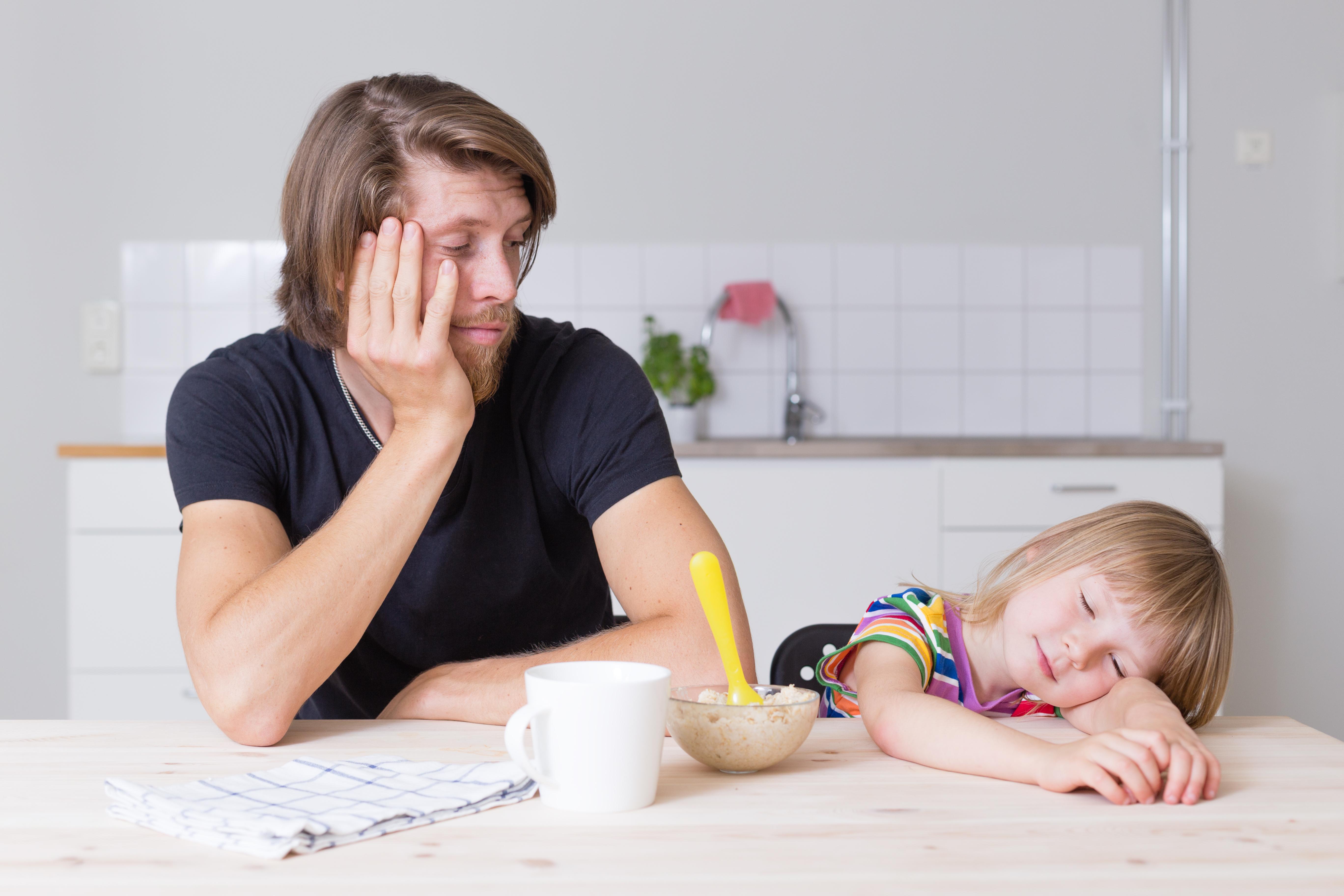 Forskarna menar att morgontrötthet kan tyda på att du har högre IQ än normalt.