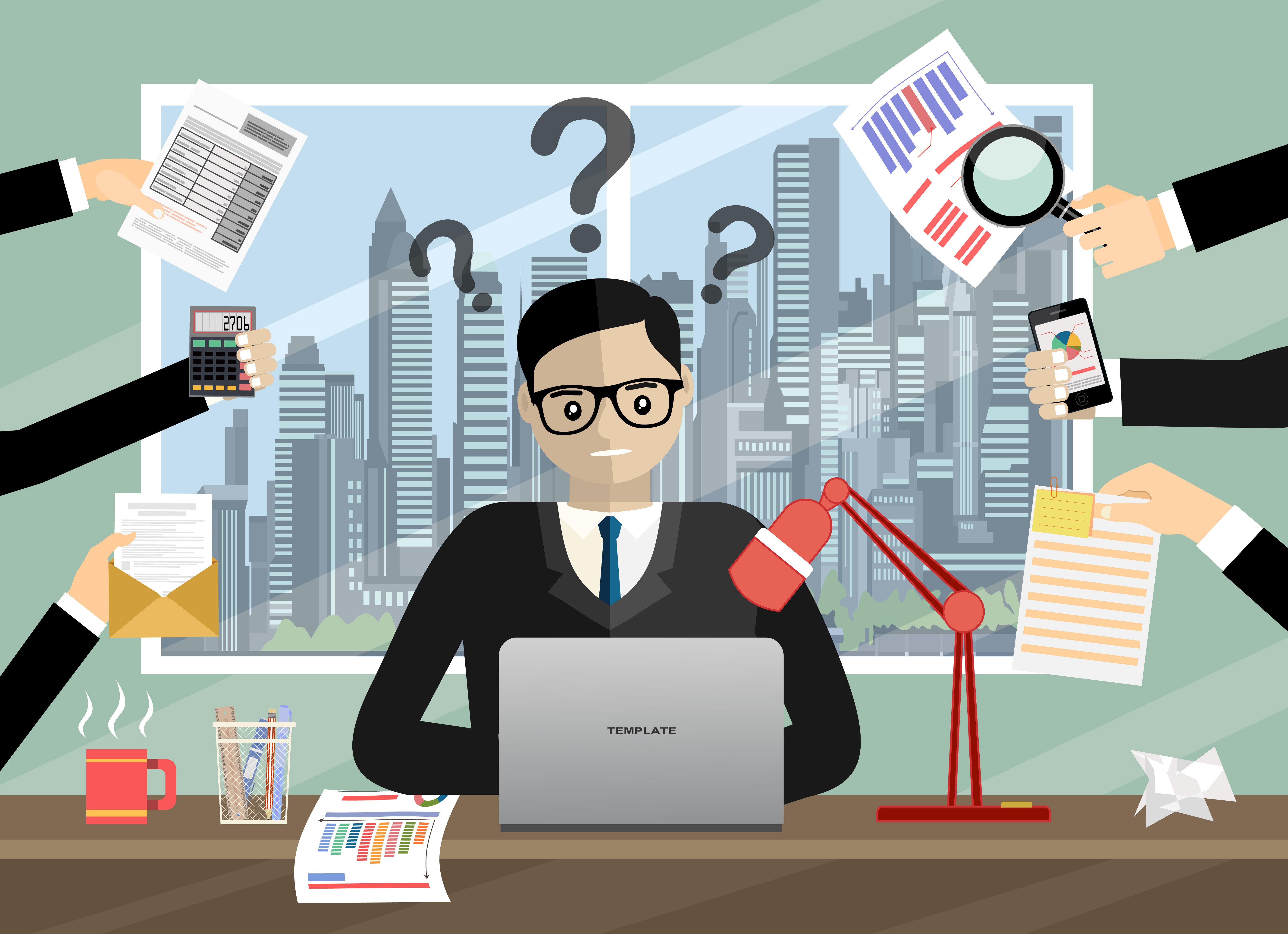"""""""Många upplever att multitasking som belönande. Man kommer en bit på vägen med varje uppgift, vilket är förstärkande. Men om man ser till slutresultatet får man mindre gjort."""""""