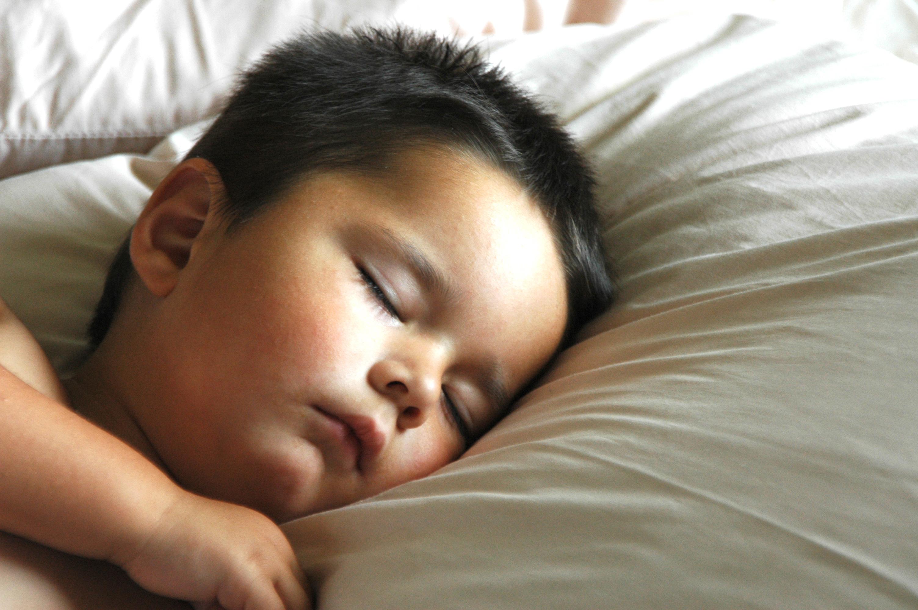 sover för mycket