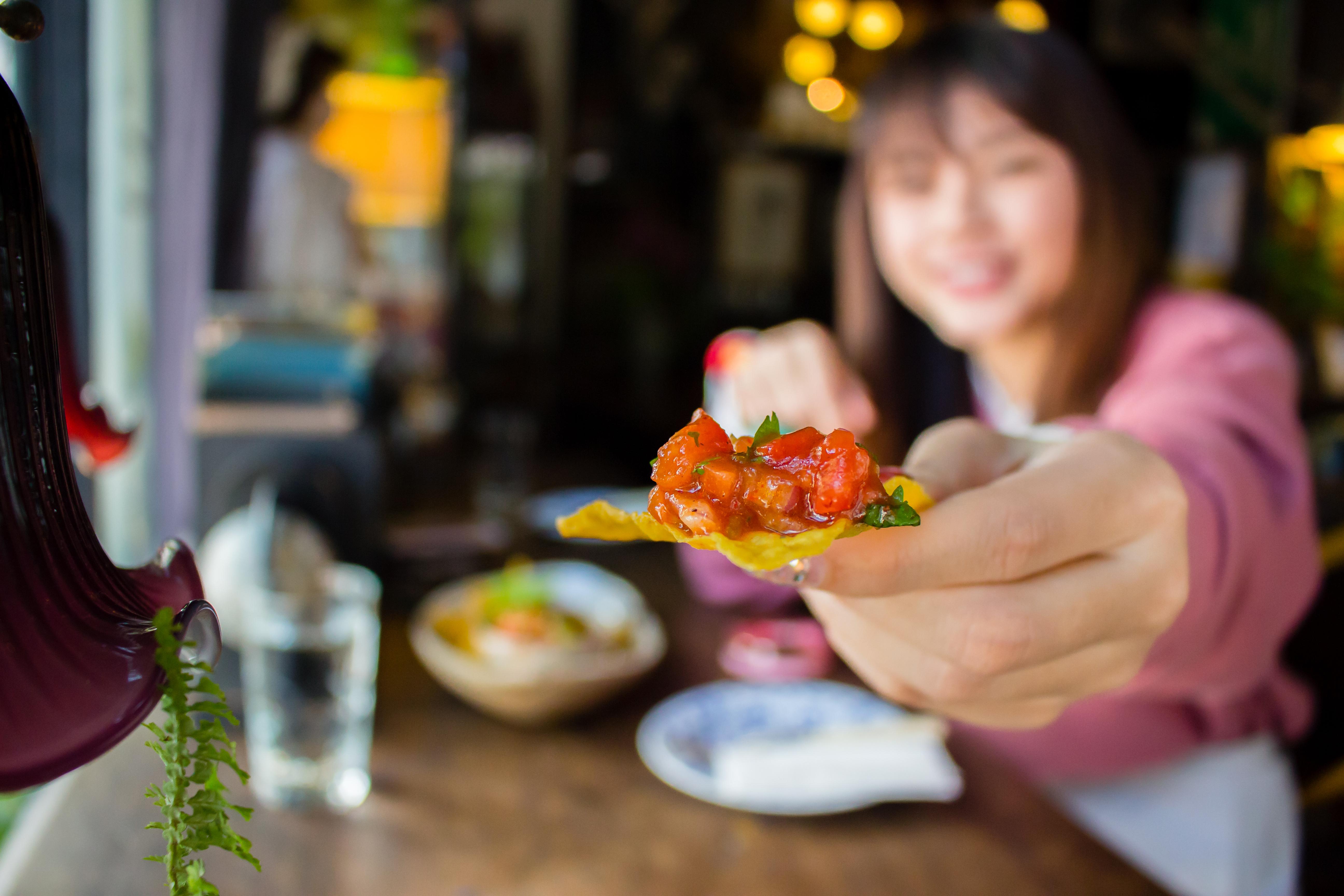 Av alla dippsåser visade sig salsa vara den sås som var mest benägen att samla på sig bakterier.