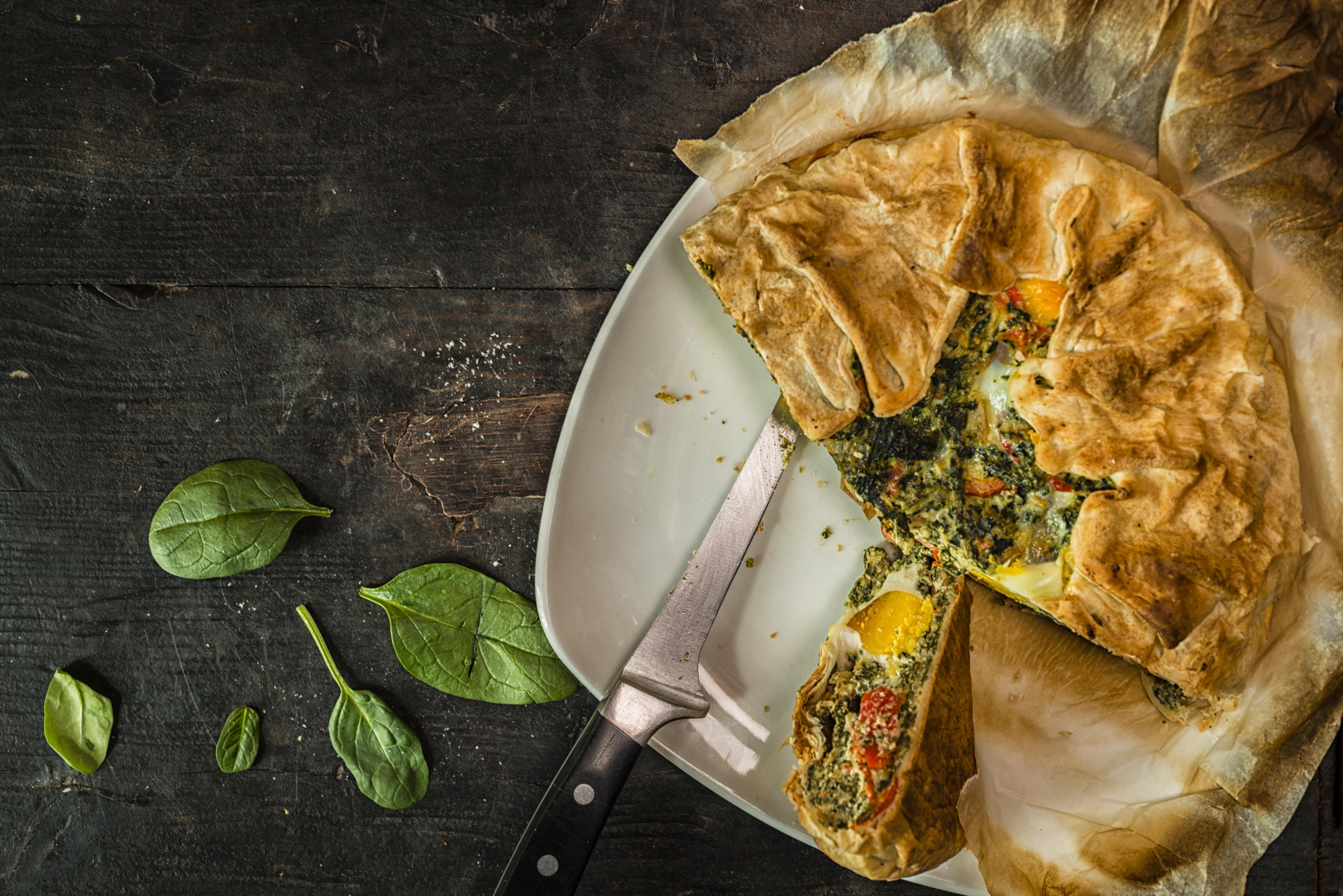 shutterstock_558401770 veckans recept TT torta pasqualina italiensk påskpaj paj till påsk påskmat påskbuffe.jpg