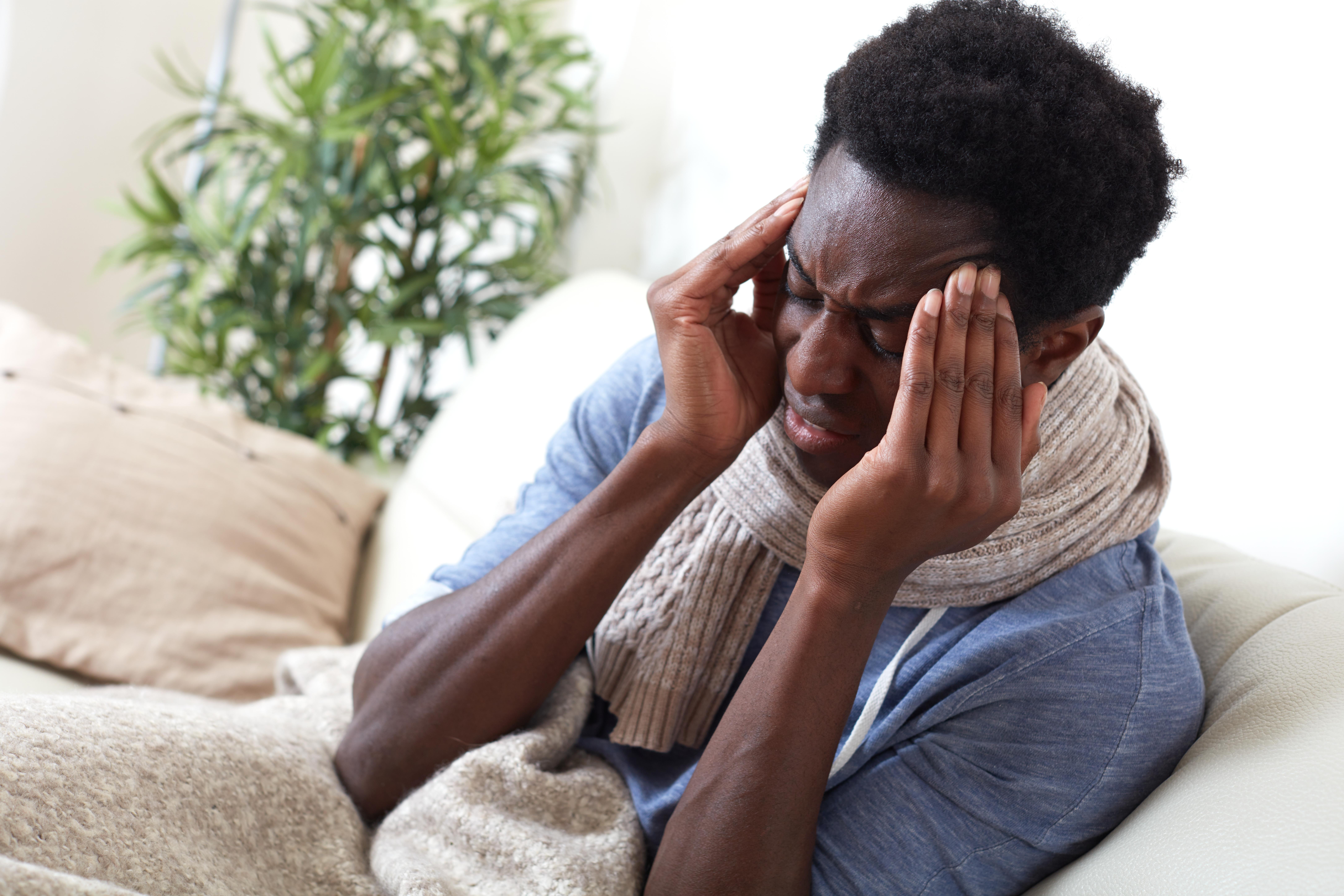 Epilepsi beror på att vissa nervceller i hjärnan är överaktiva vilket kan ge olika typer av anfall.
