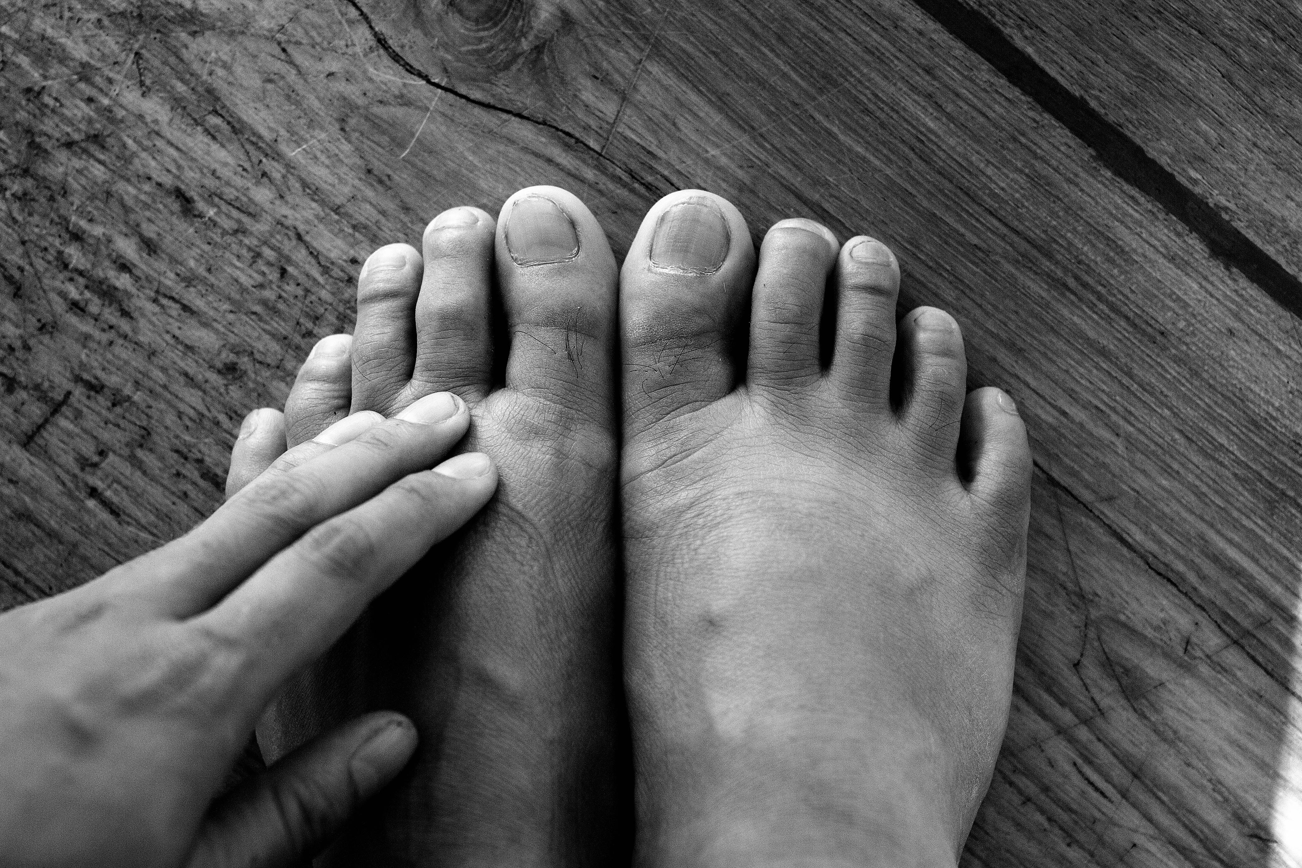 Dina fötter förtjänar samma omtanke som resten av din kropp.