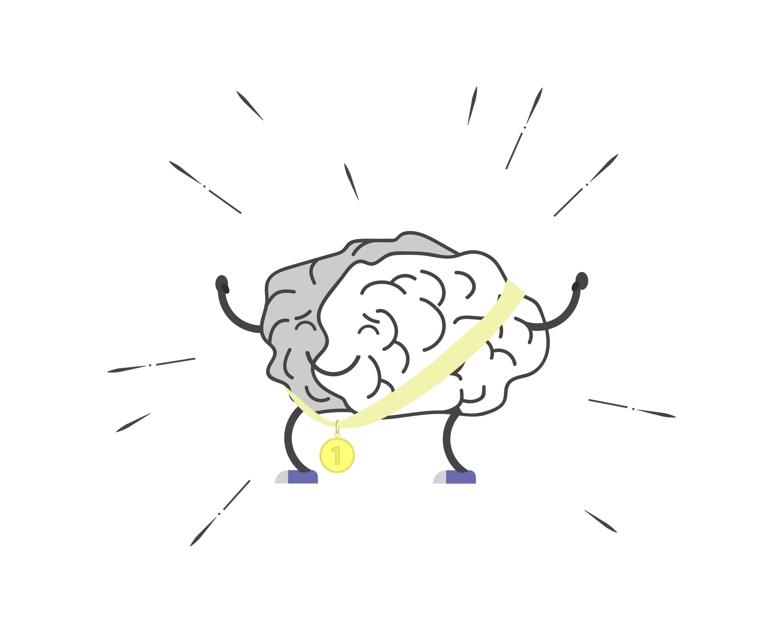 Om du sköter om dina mentala muskler räcker de längre, kan prestera bättre och du får mer gjort.